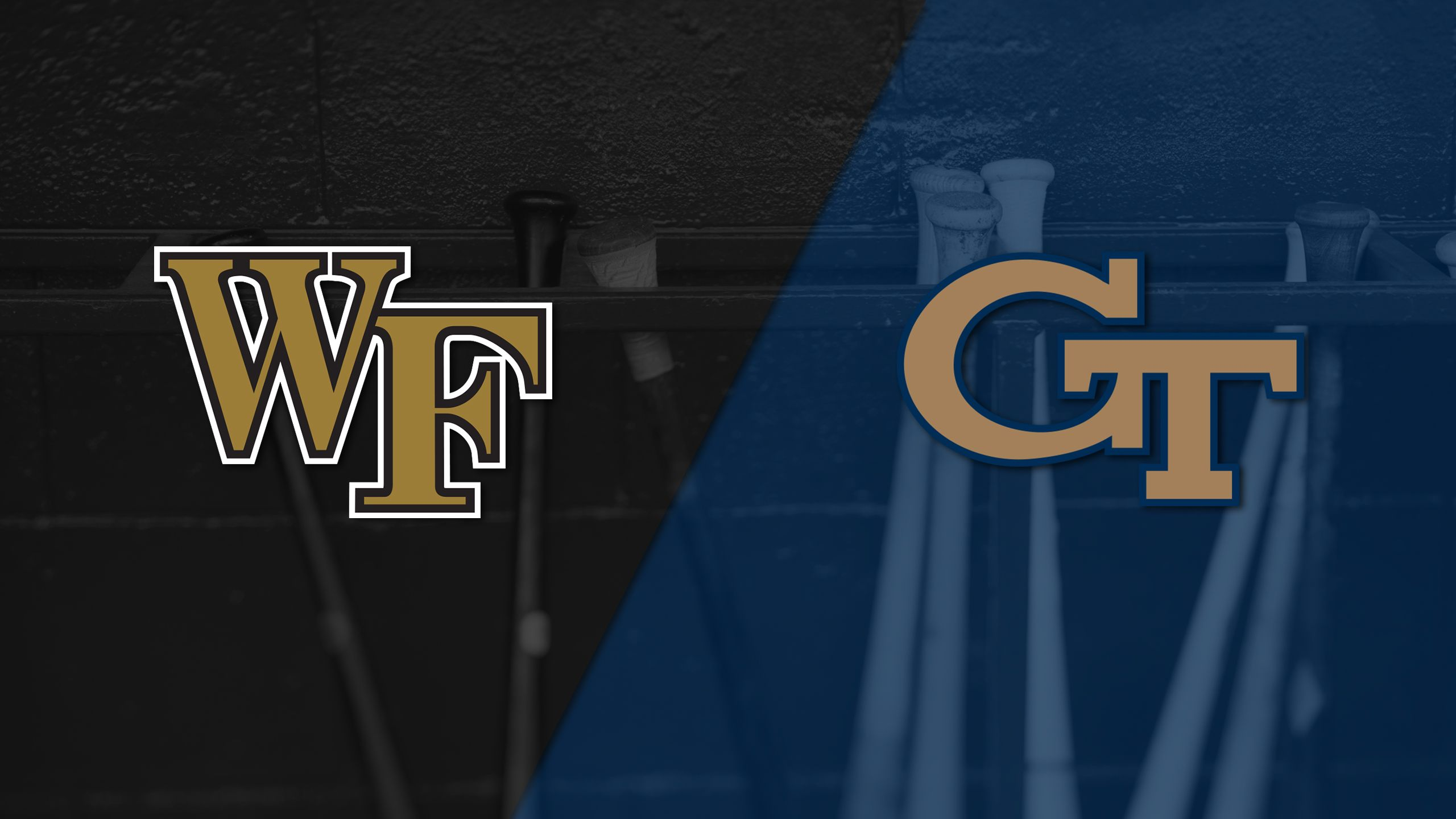 #16 Wake Forest vs. Georgia Tech (Pool Play Round) (ACC Baseball Championship)