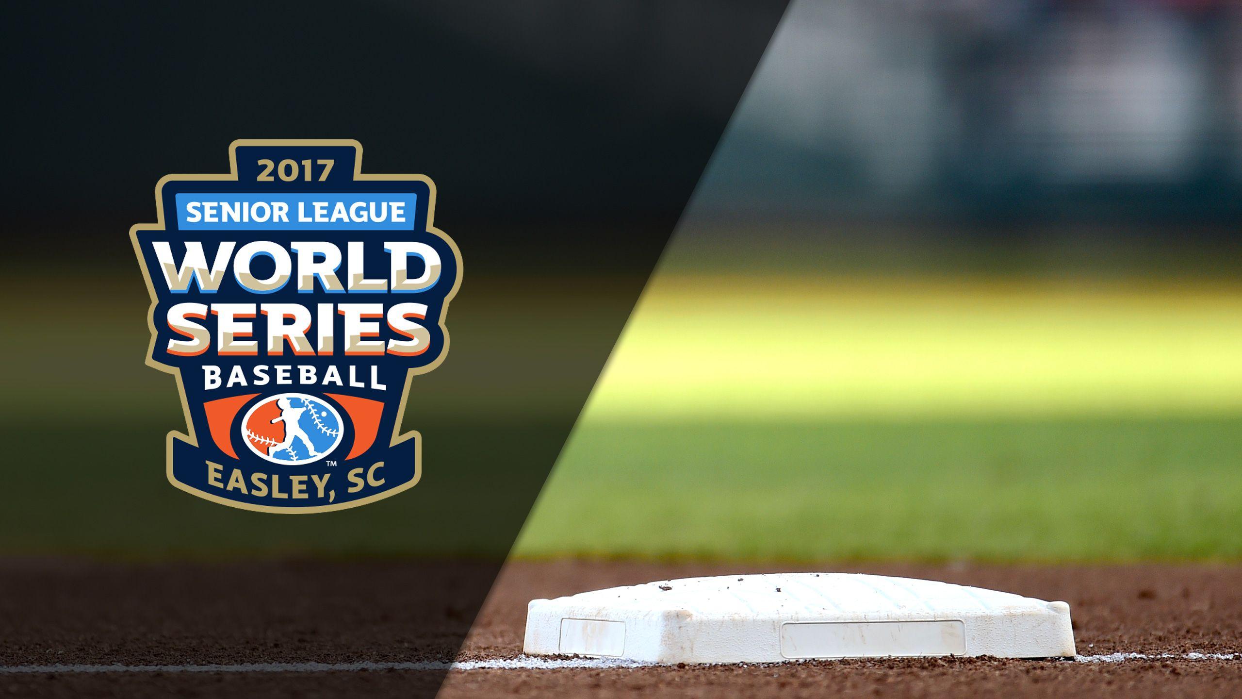 Coral Springs, Florida vs. Aguadulce, Panama (Senior League Baseball)