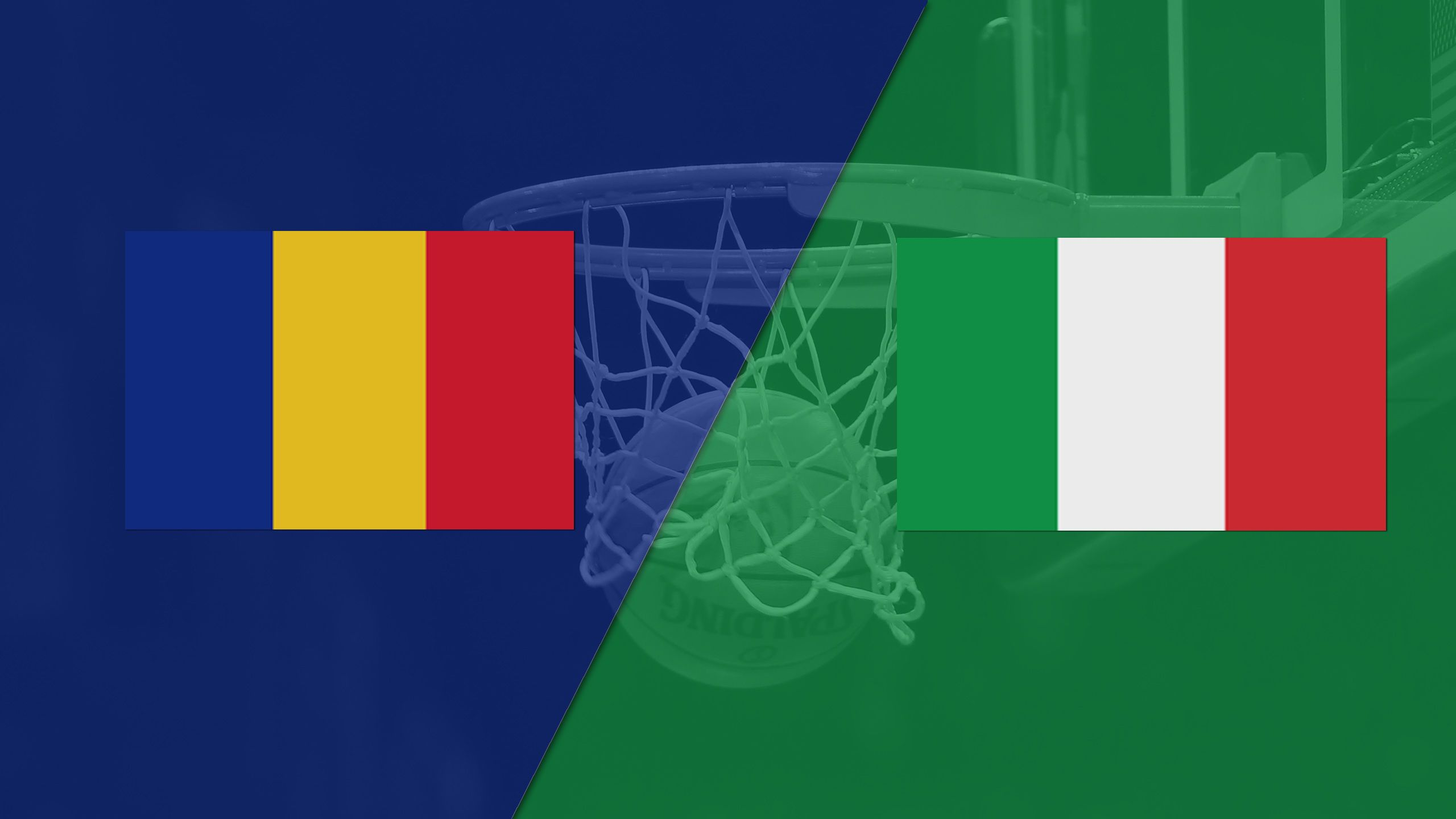 Romania vs. Italy (FIBA World Cup 2019 Qualifier)