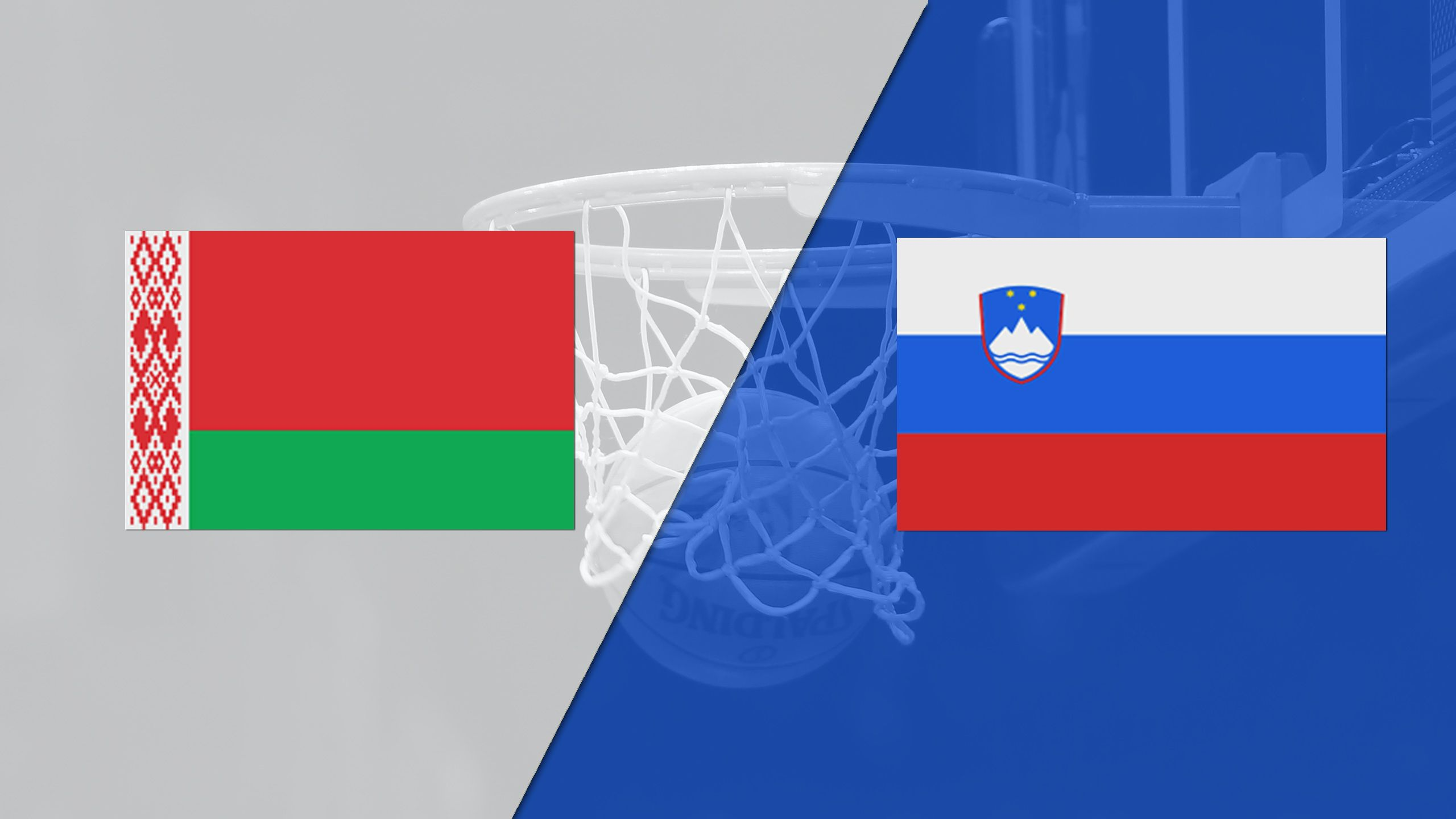 Belarus vs. Slovenia (FIBA World Cup 2019 Qualifier)