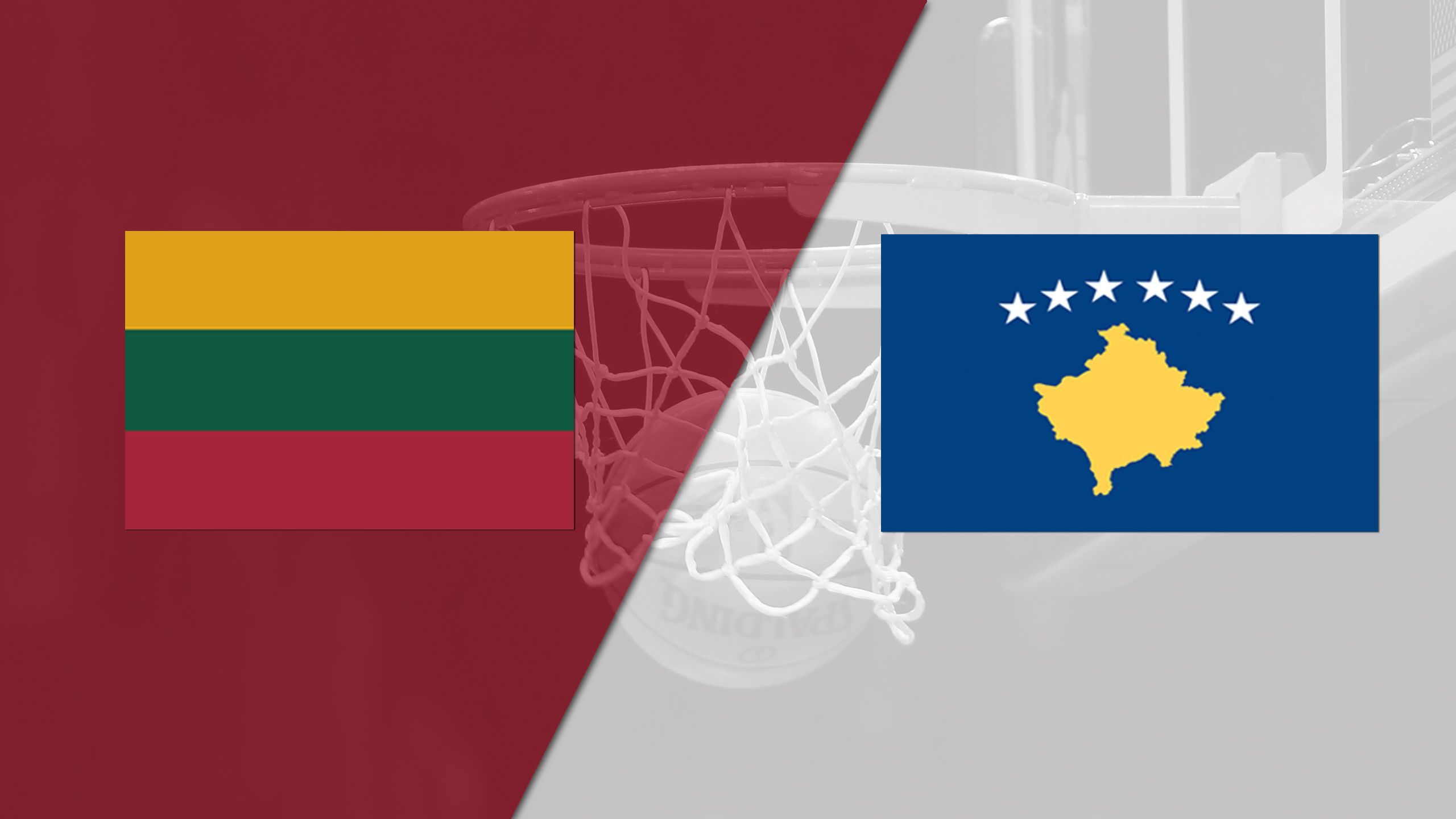 Lithuania vs. Kosovo (FIBA World Cup 2019 Qualifier)