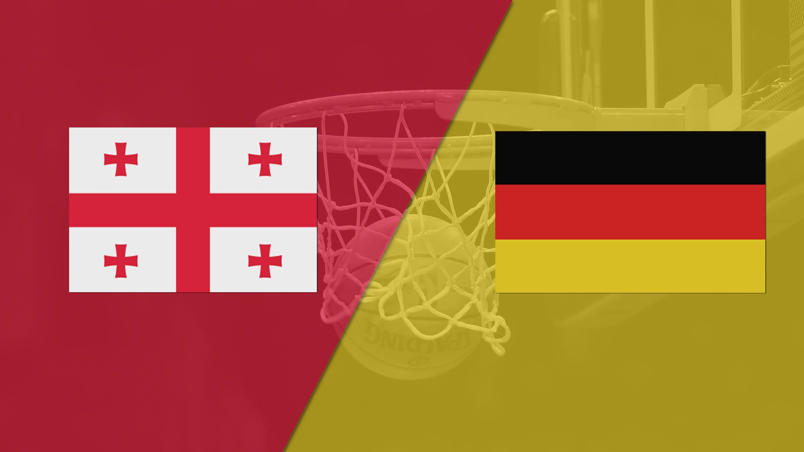 Georgia vs. Germany (FIBA World Cup 2019 Qualifier)