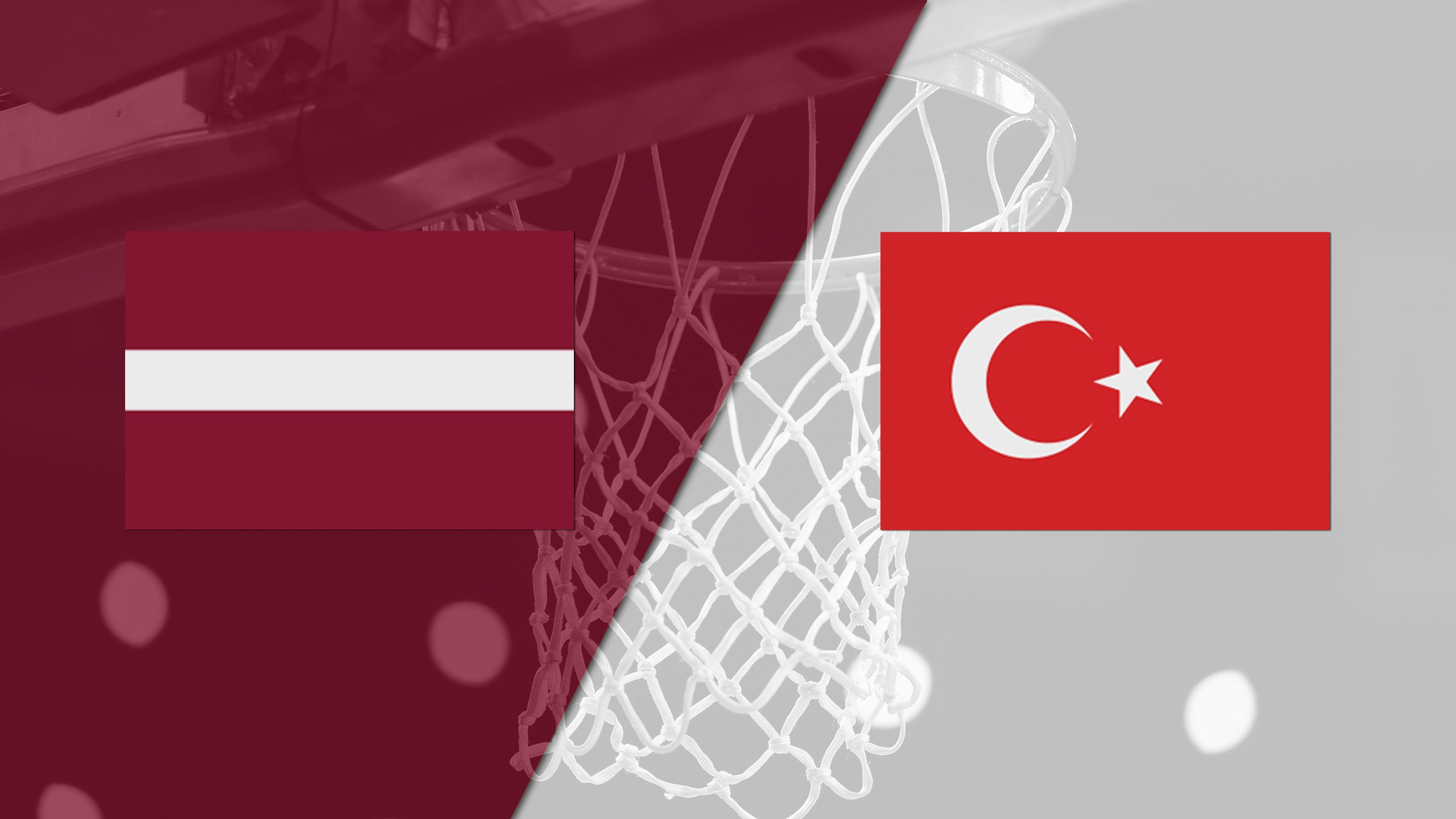 Latvia vs. Turkey (FIBA World Cup 2019 Qualifier)