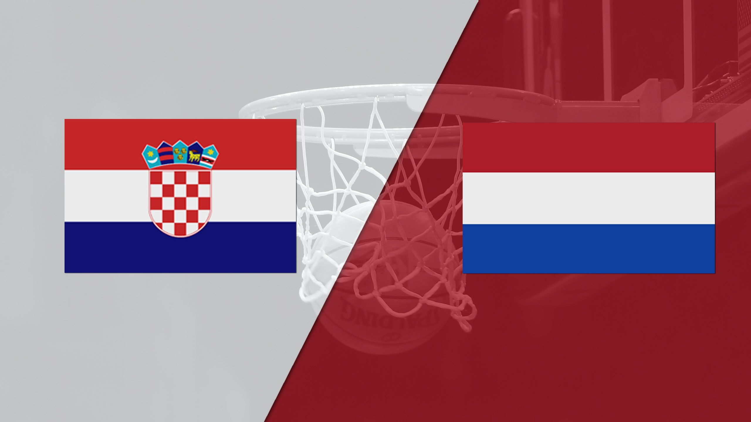 Croatia vs. Netherlands (FIBA World Cup 2019 Qualifier)