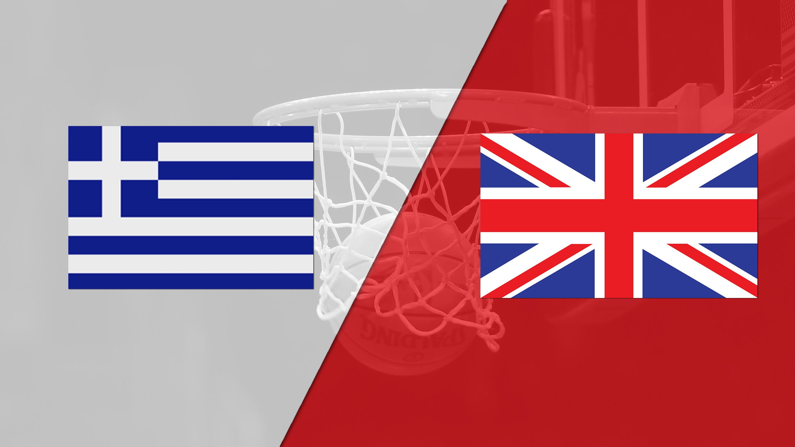 Greece vs. Great Britain (FIBA World Cup 2019 Qualifier)
