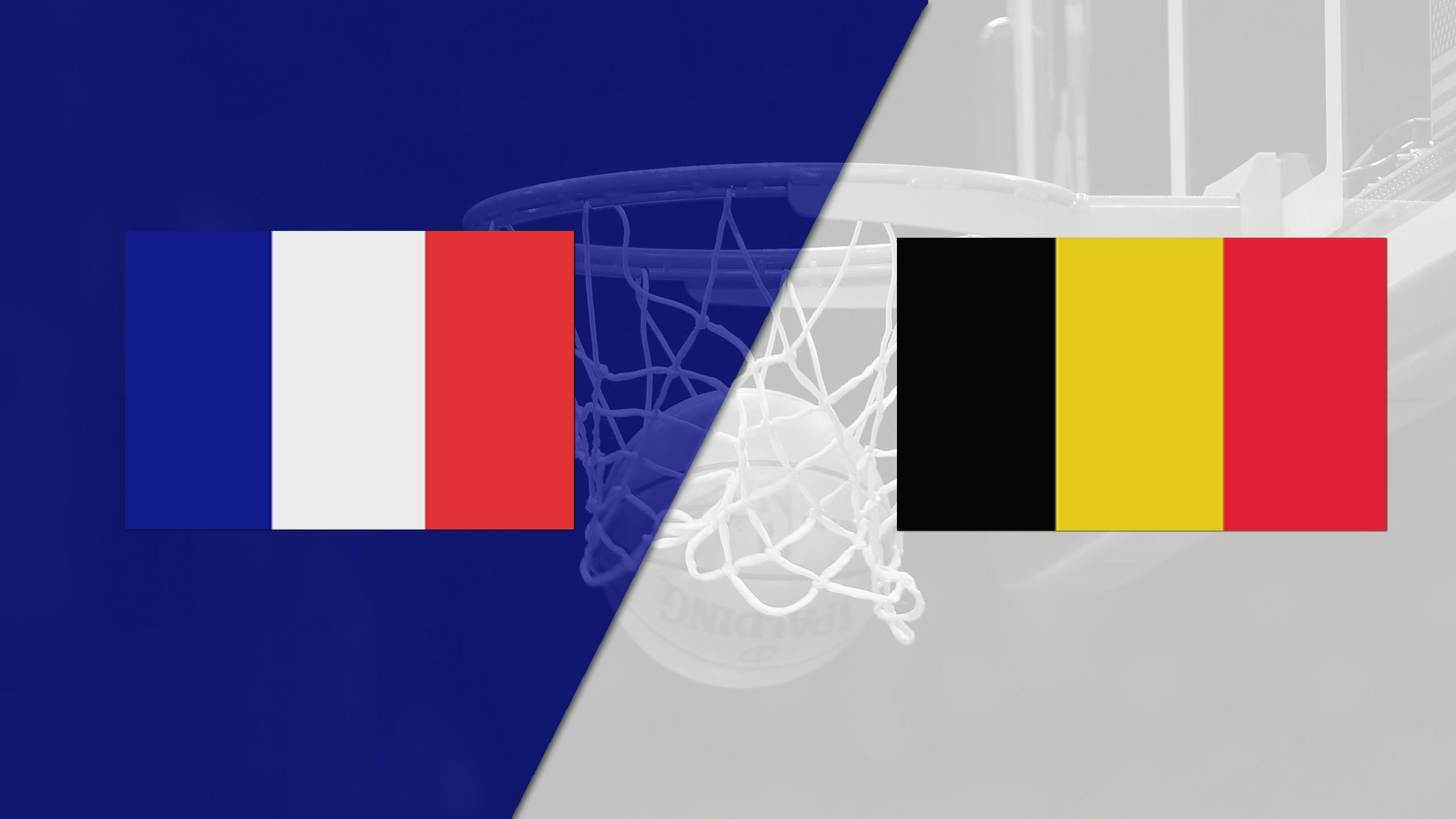 France vs. Belgium (FIBA World Cup 2019 Qualifier)