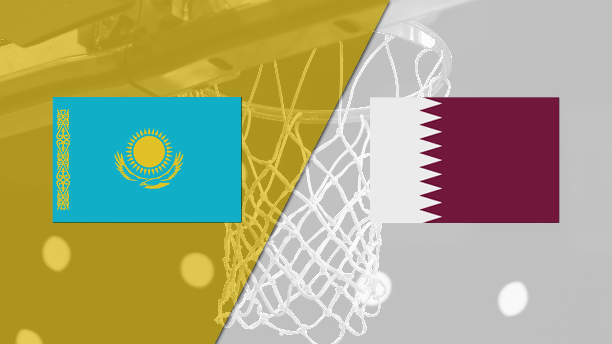Kazakhstan vs. Qatar (FIBA World Cup 2019 Qualifier)