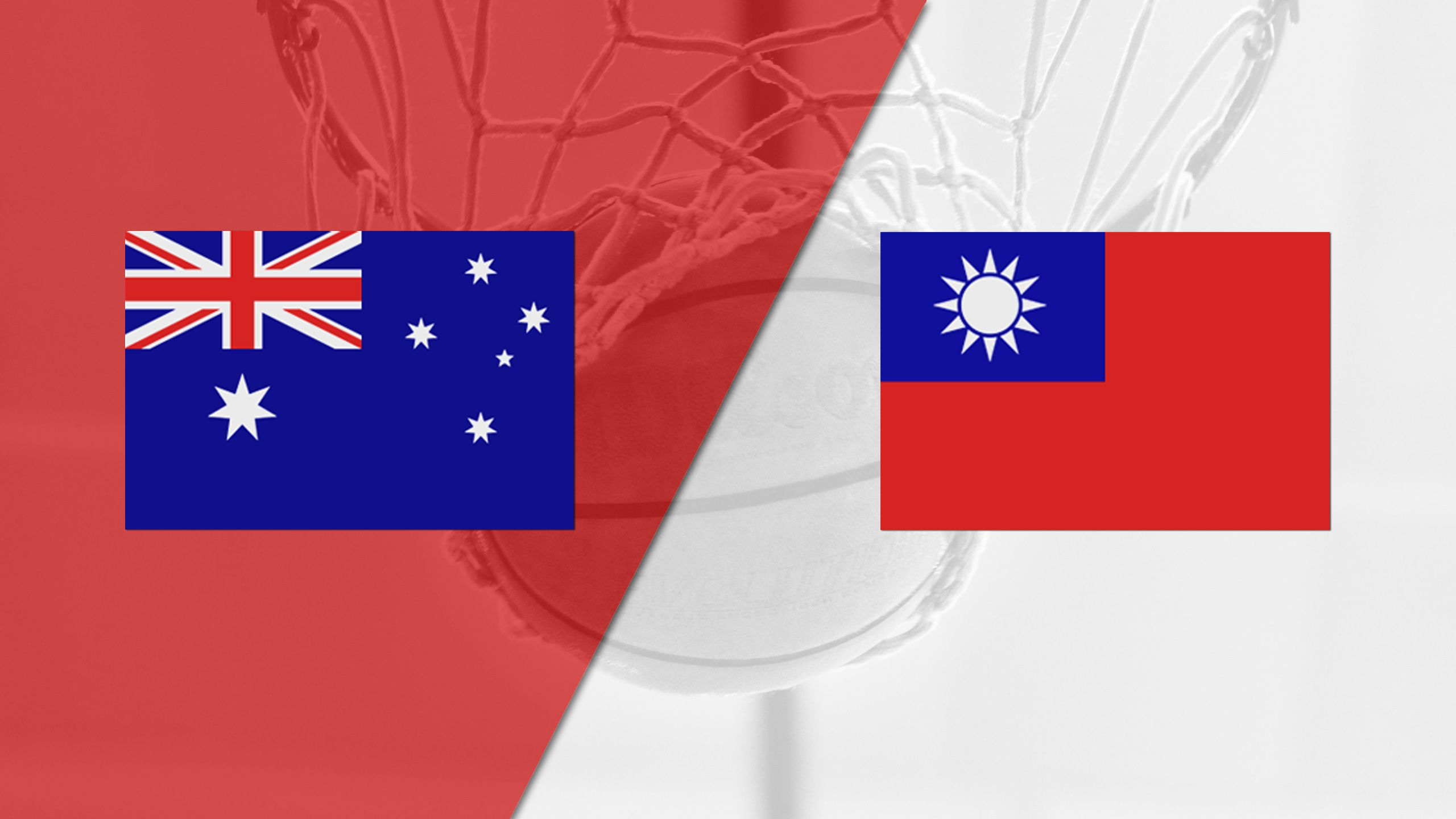 Australia vs. Chinese Taipei (FIBA World Cup 2019 Qualifier)