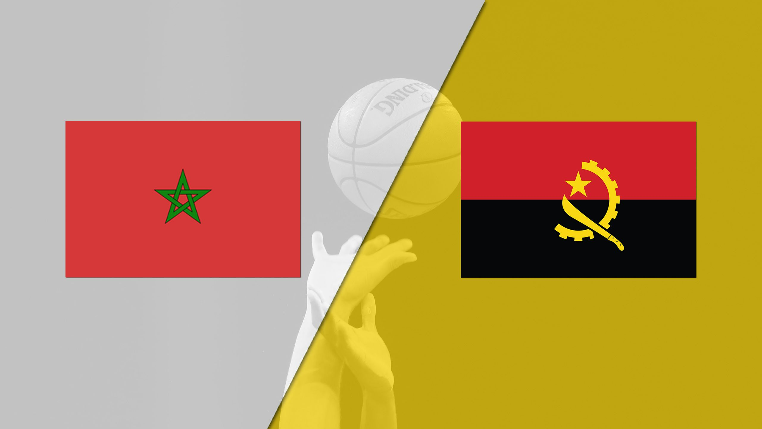Morocco vs. Angola (FIBA World Cup 2019 Qualifier)
