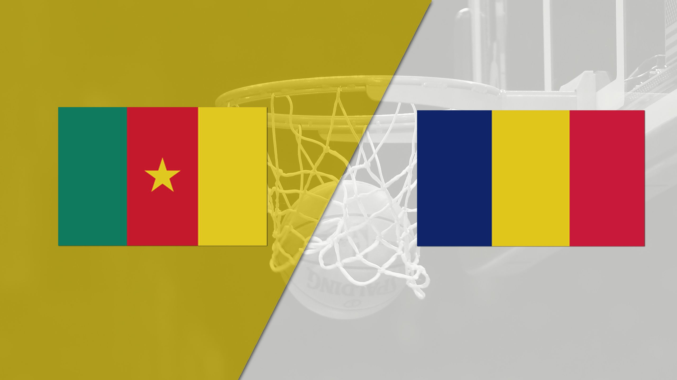 Cameroon vs. Chad (FIBA World Cup 2019 Qualifier)