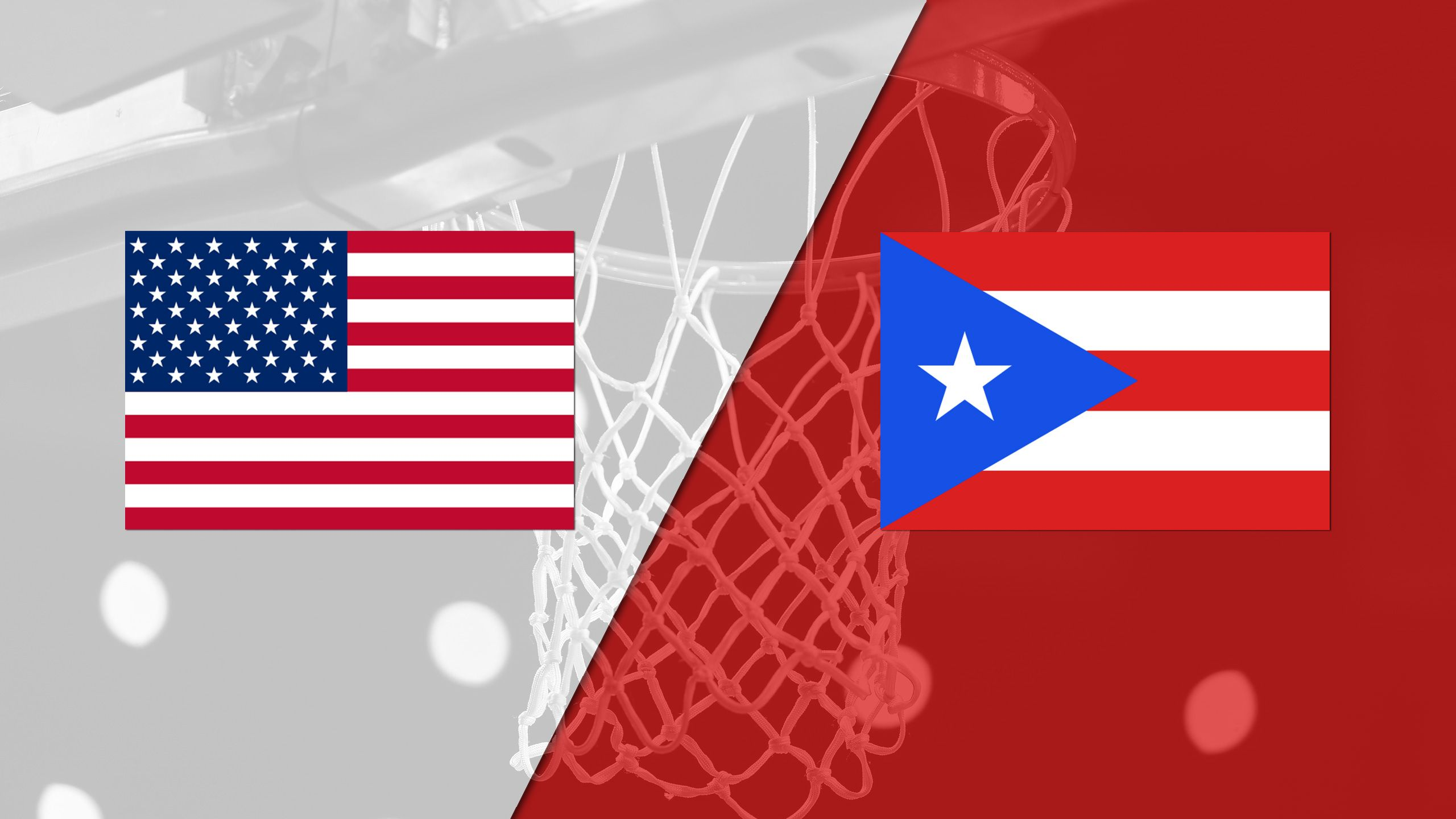 USA vs. Puerto Rico (FIBA World Cup 2019 Qualifier)