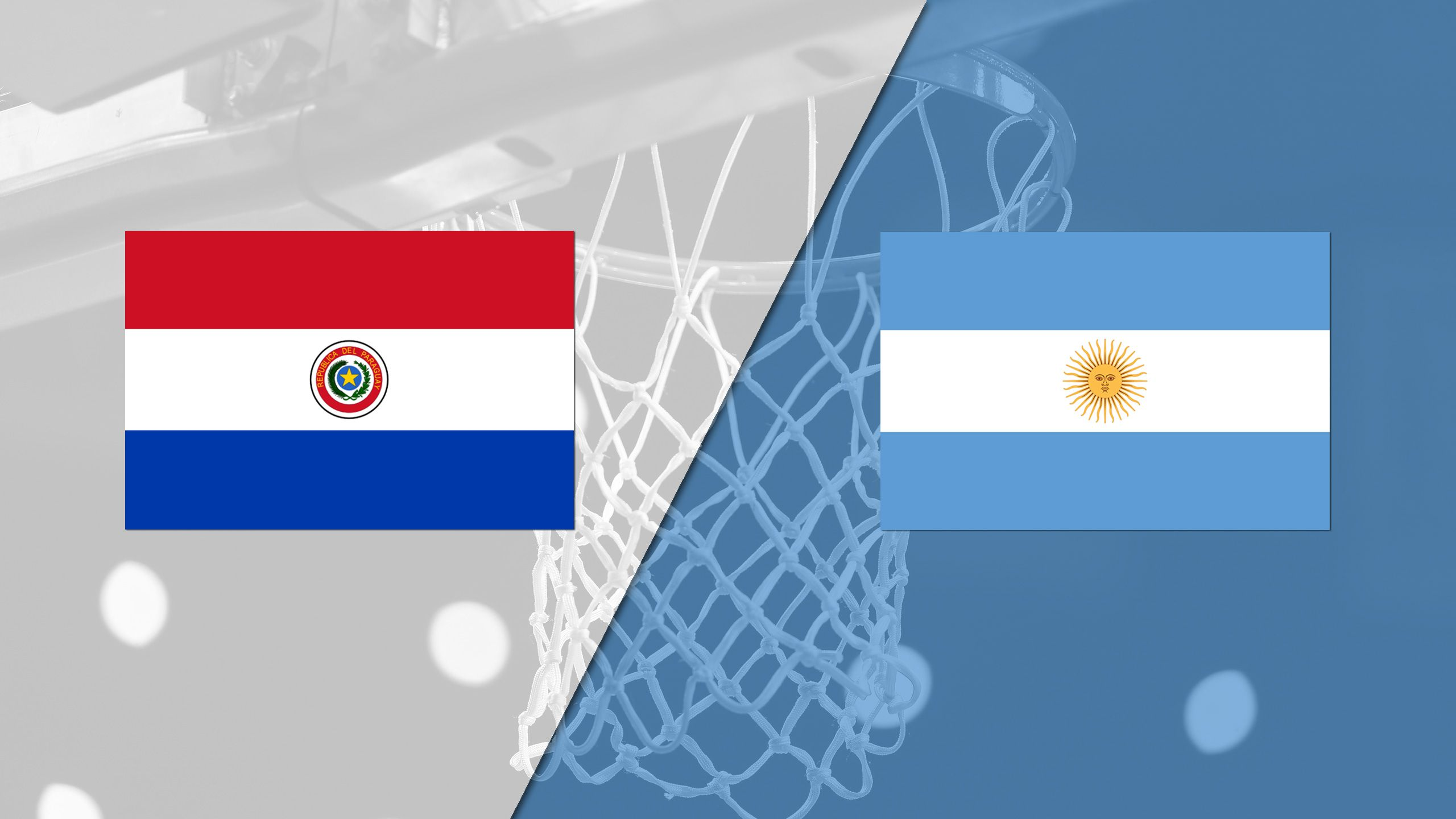 Paraguay vs. Argentina (FIBA World Cup 2019 Qualifier)