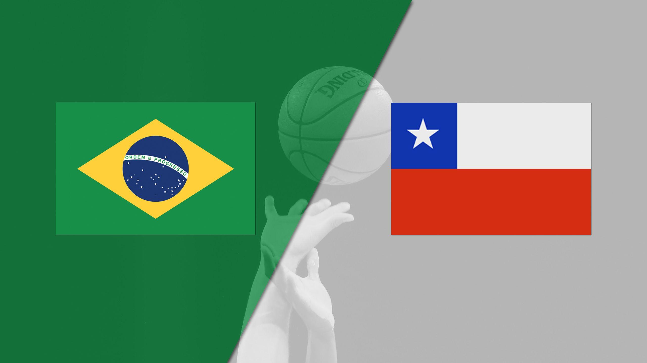 Brazil vs. Chile (FIBA World Cup 2019 Qualifier)