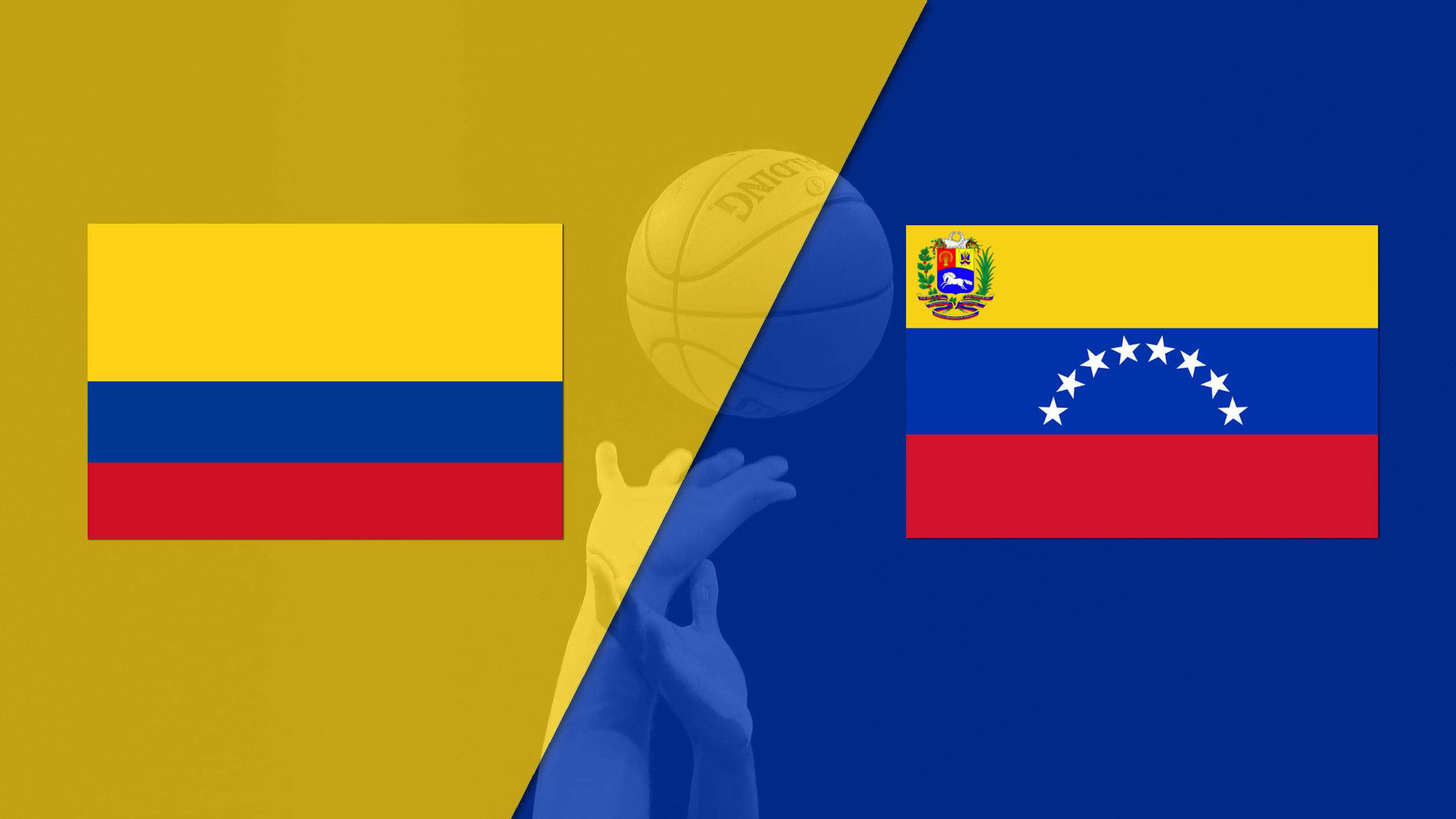 Colombia vs. Venezuela (FIBA World Cup 2019 Qualifier)
