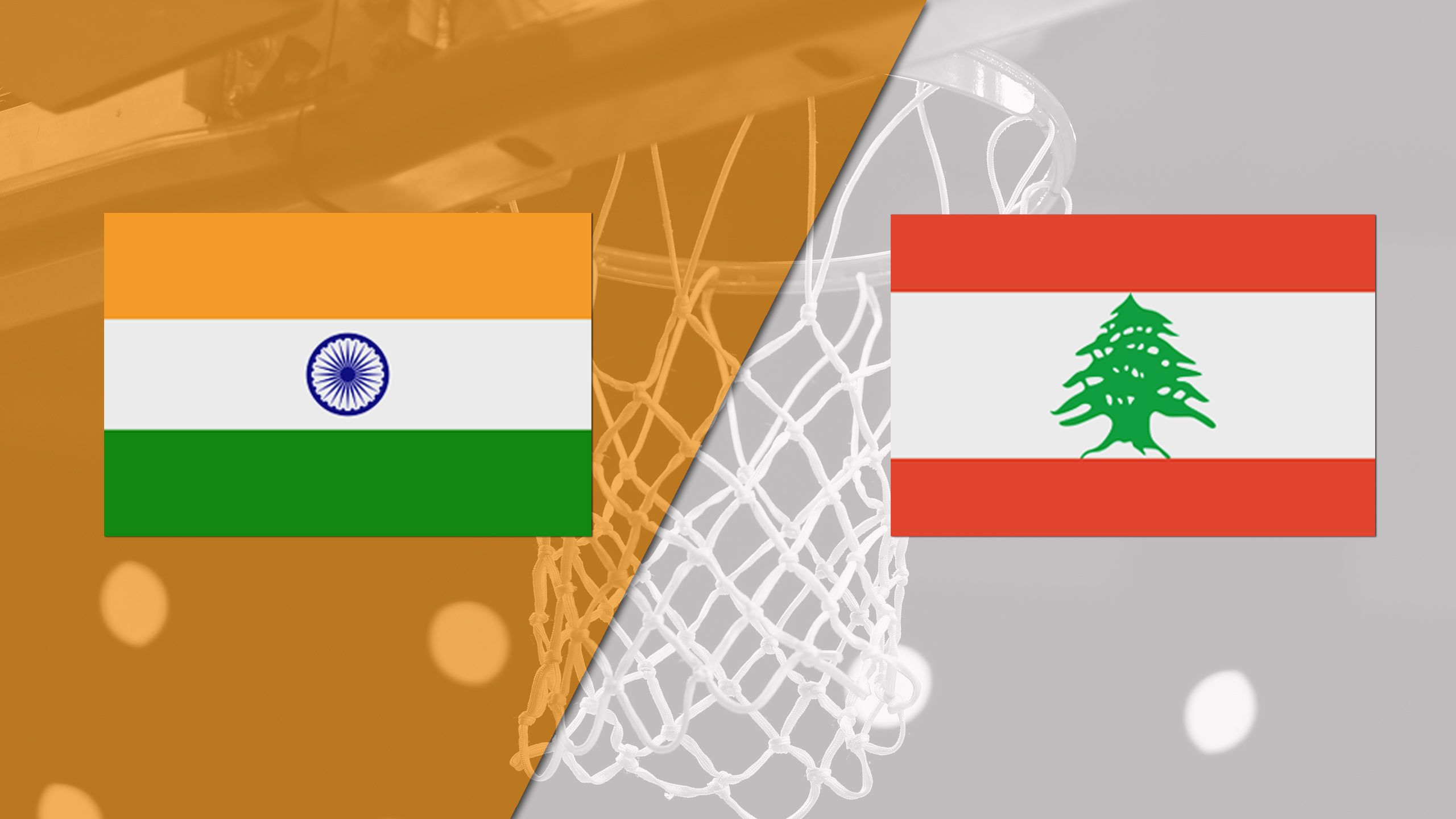 India vs. Lebanon (FIBA World Cup 2019 Qualifier)