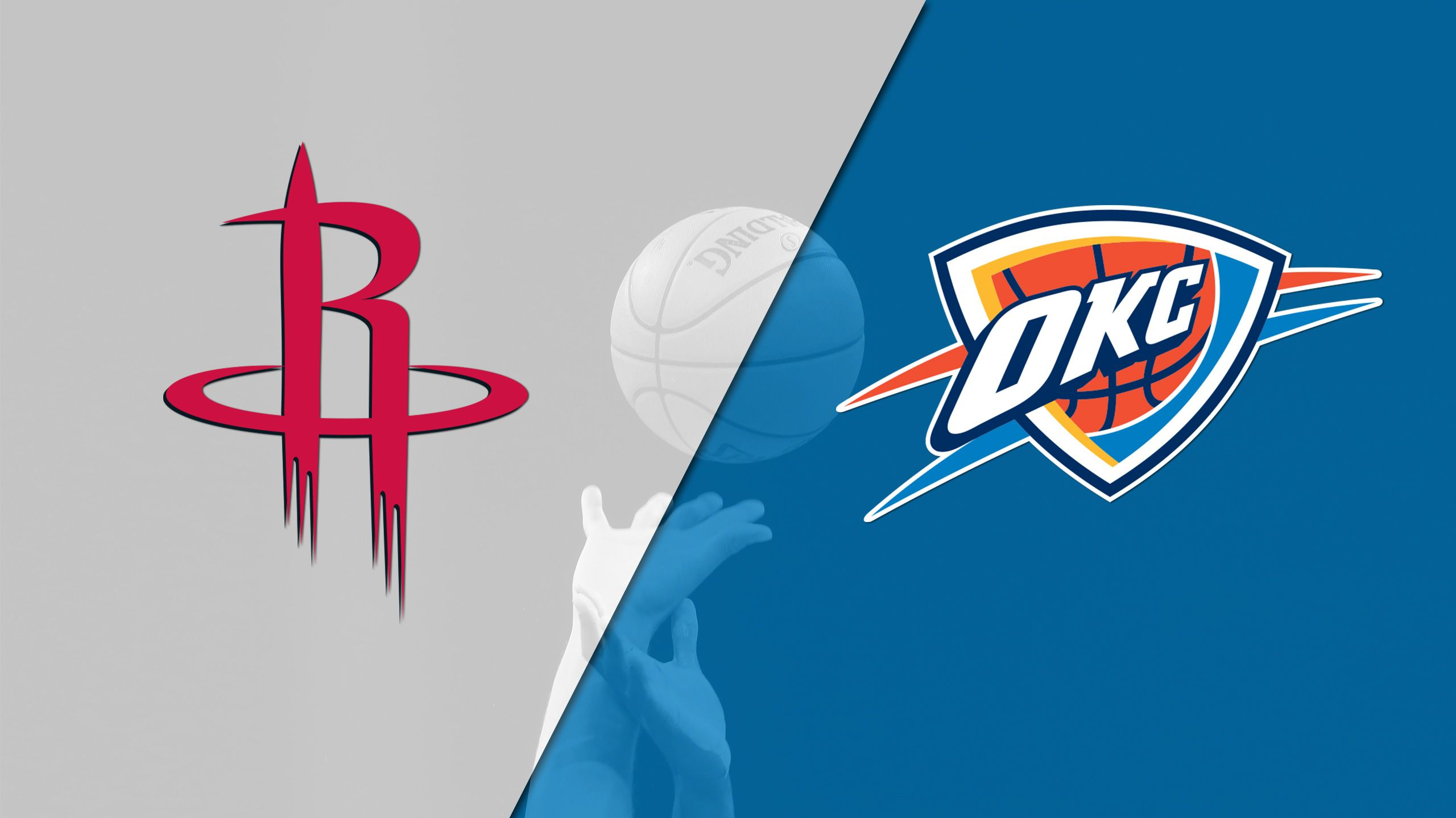 Houston Rockets vs. Oklahoma City Thunder (First Round, Game 4)