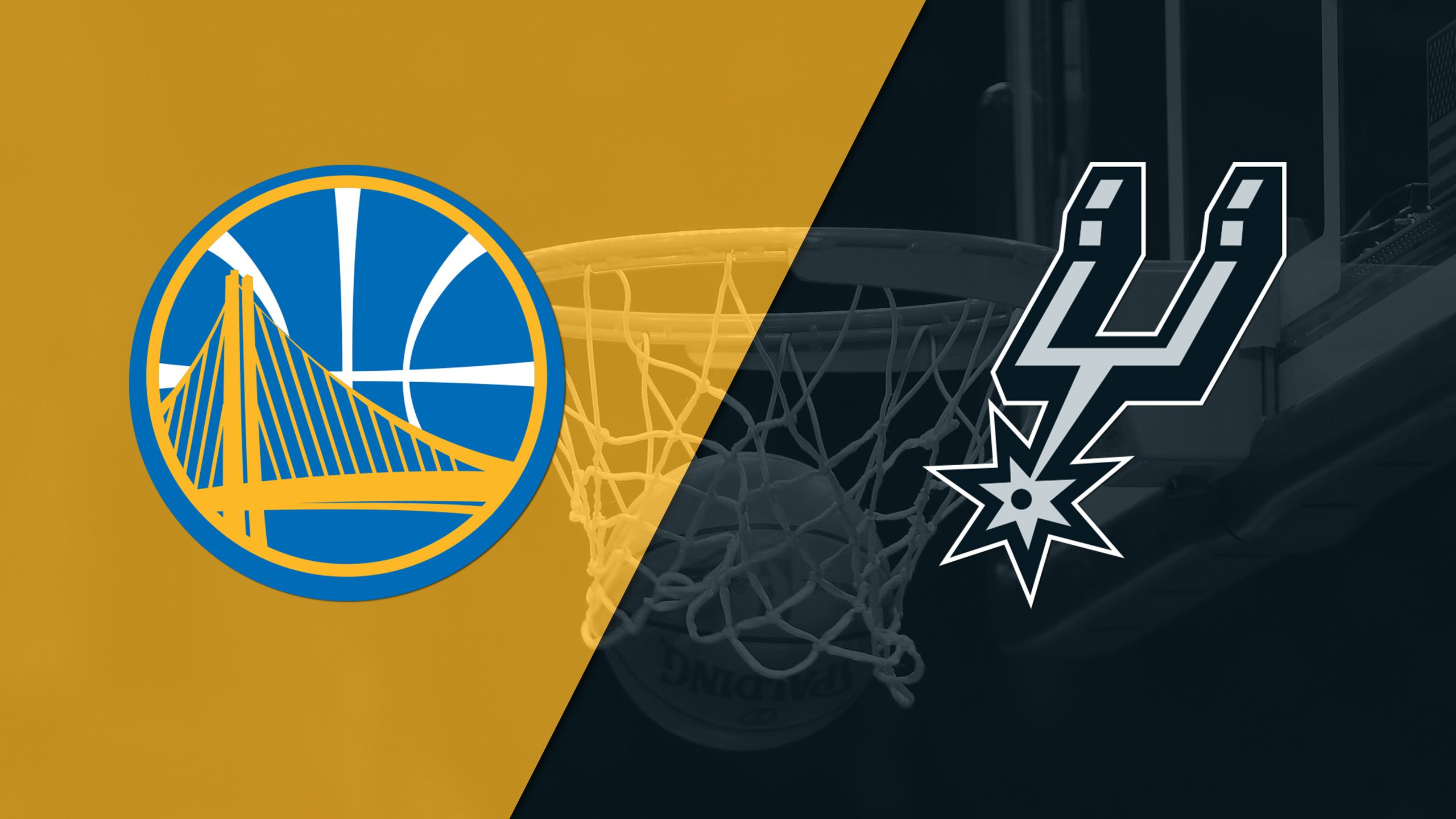 Golden State Warriors vs. San Antonio Spurs (Conference Finals Game 4) (re-air)