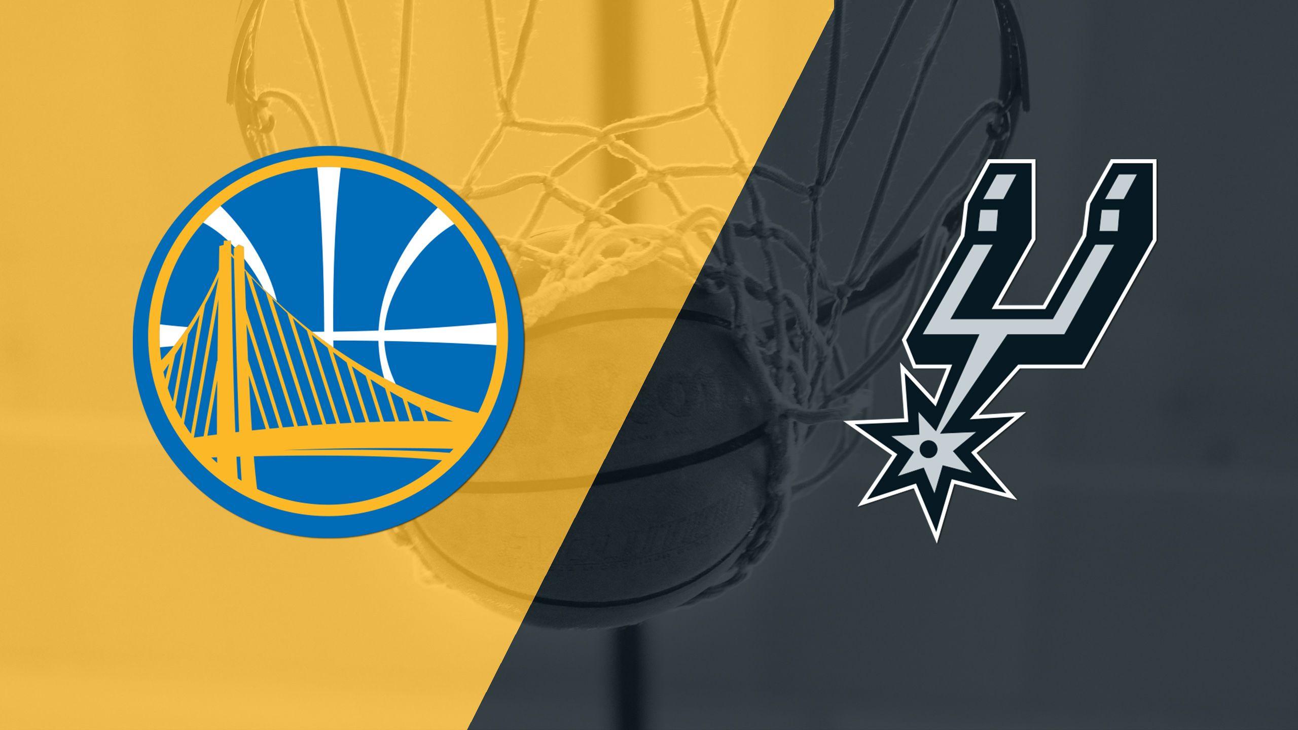 Data Center - Golden State Warriors vs. San Antonio Spurs (Conference Finals Game 3)