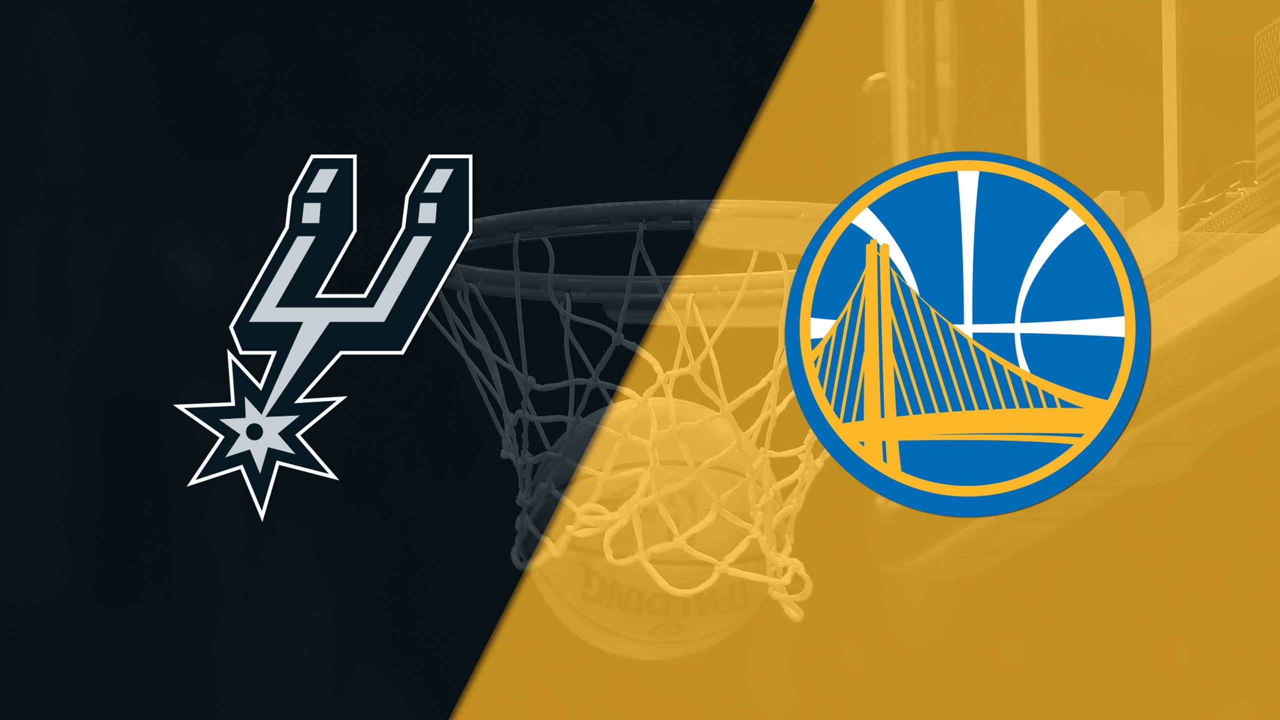 Data Center - San Antonio Spurs vs. Golden State Warriors ...
