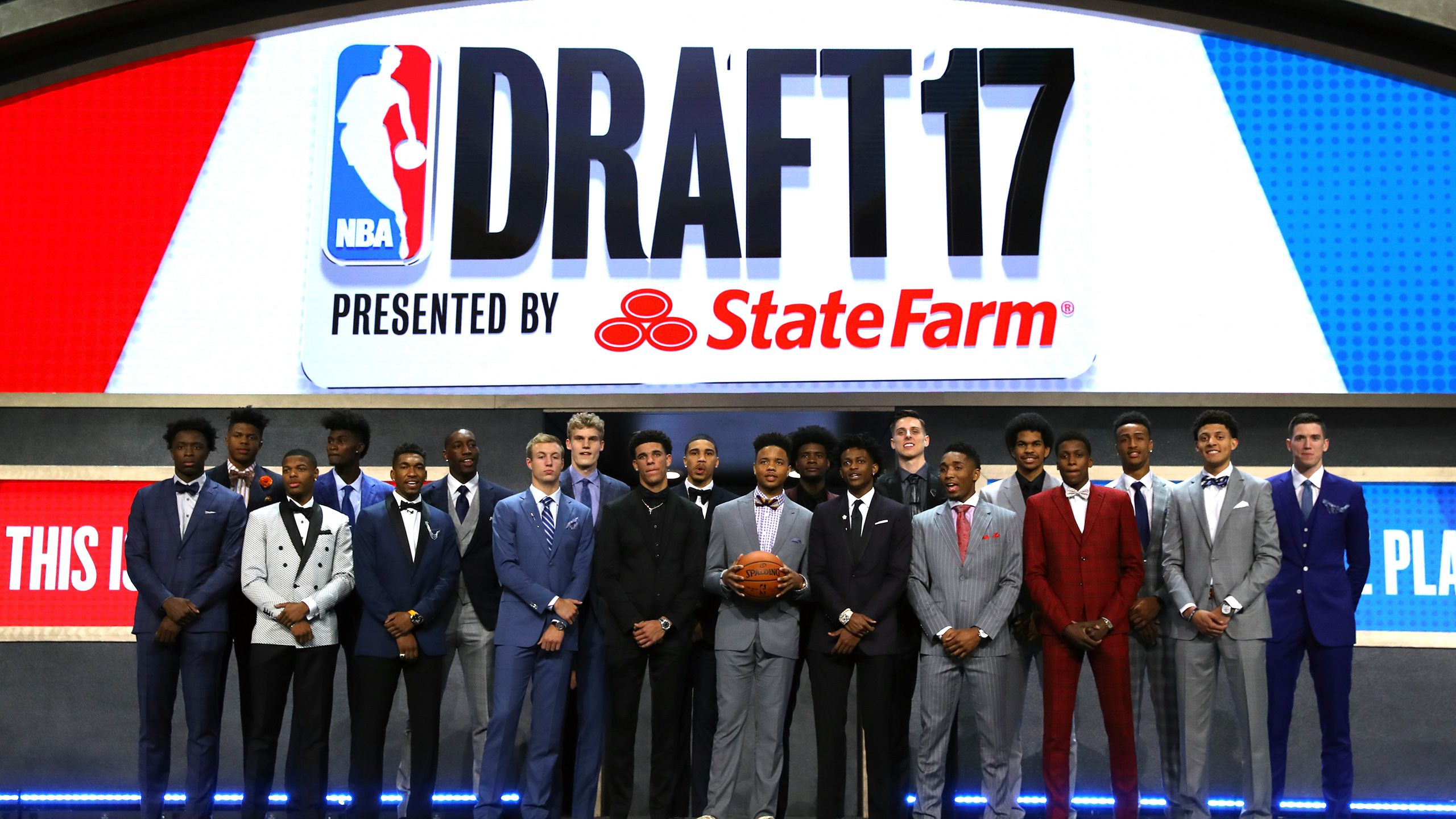 NBA Draft 2017 Presented by State Farm