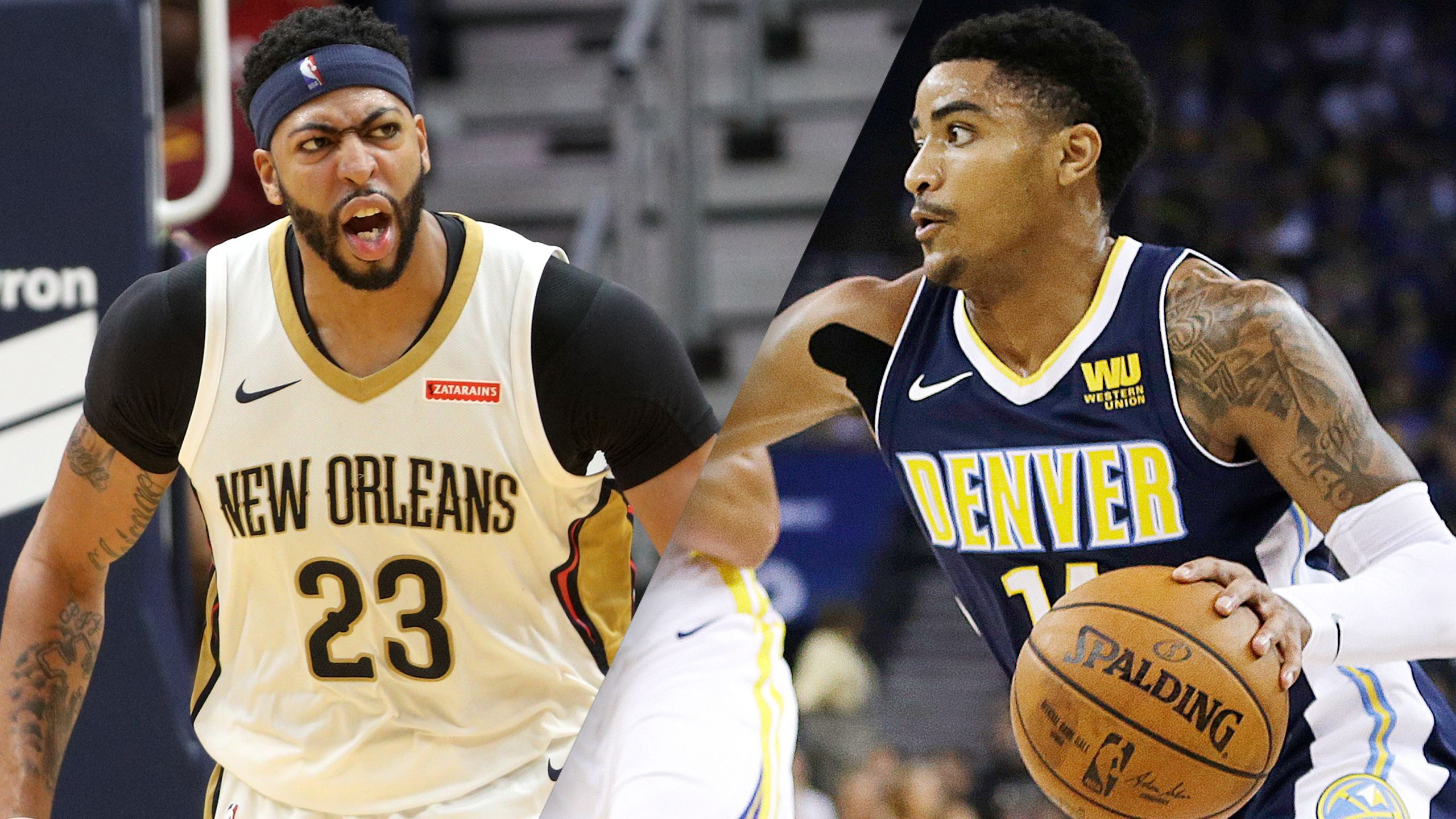 New Orleans Pelicans vs. Denver Nuggets (re-air)