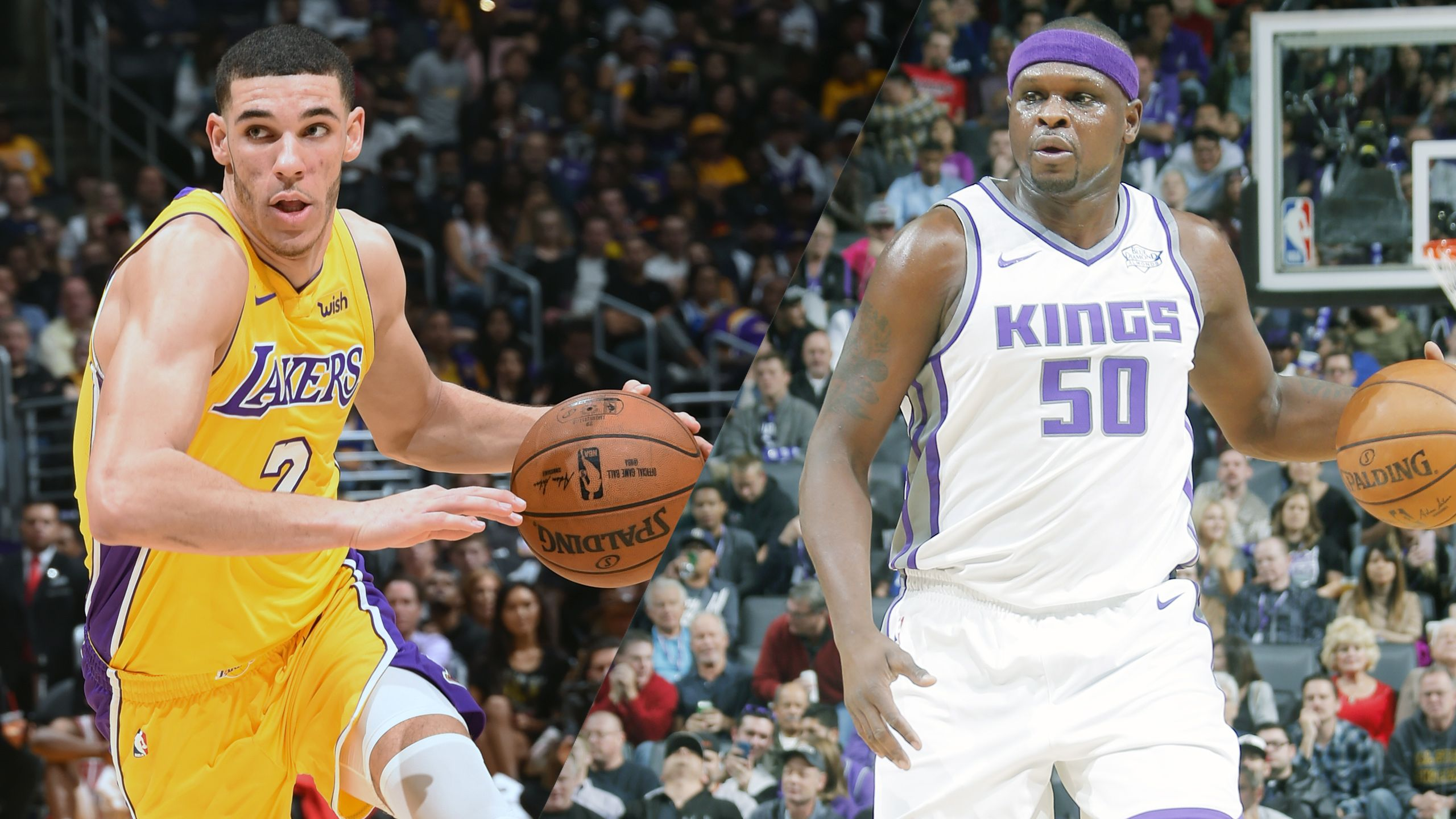 Los Angeles Lakers vs. Sacramento Kings (re-air)