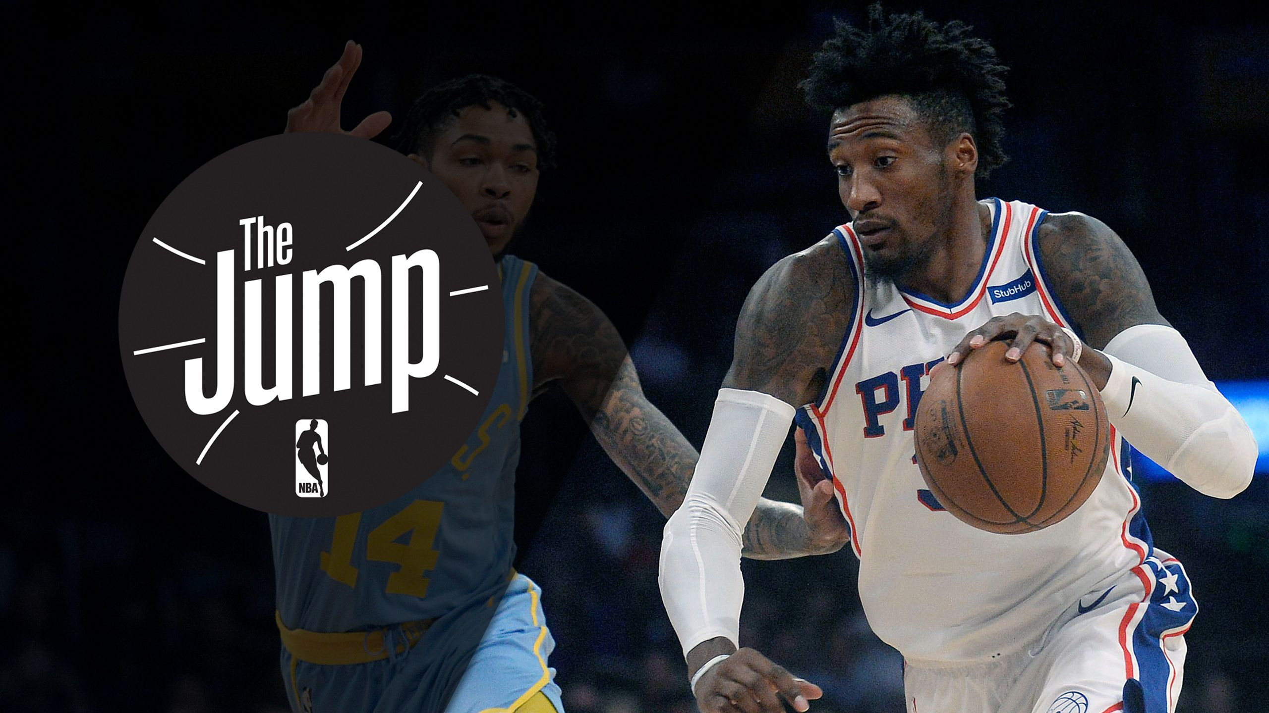 Thu, 11/16 - NBA: The Jump