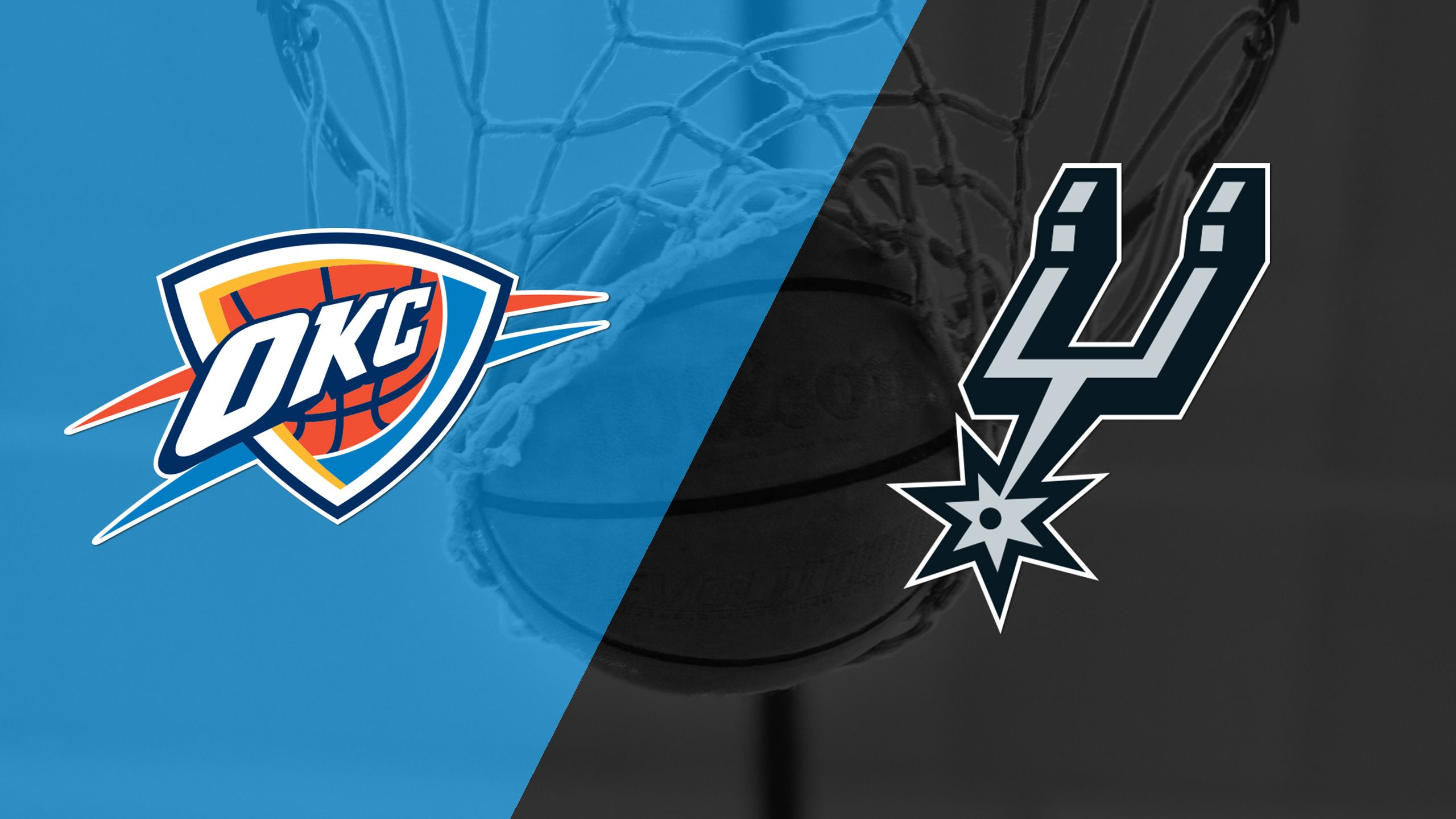 In Spanish - Oklahoma City Thunder vs. San Antonio Spurs