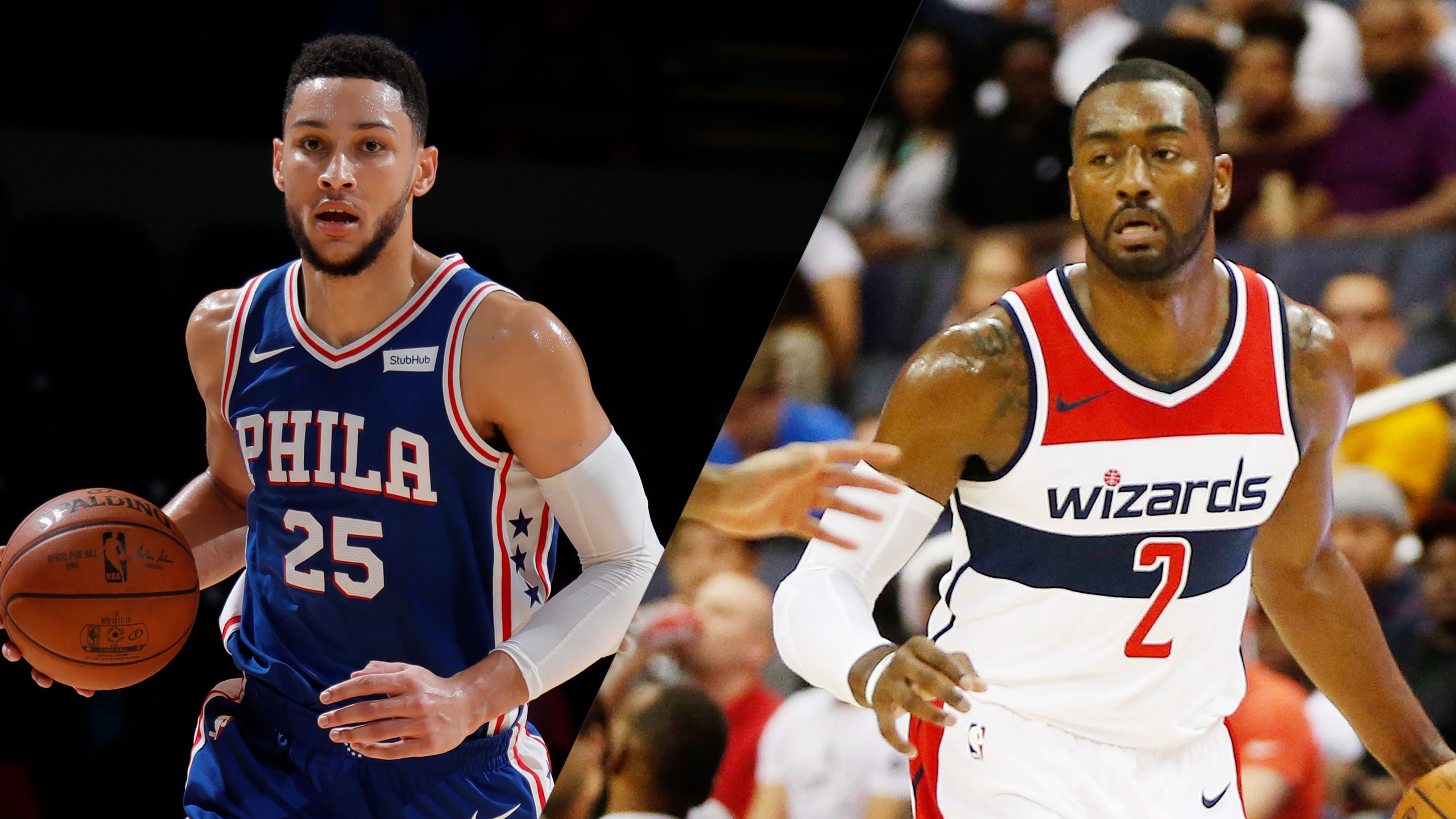 Philadelphia 76ers vs. Washington Wizards (re-air)
