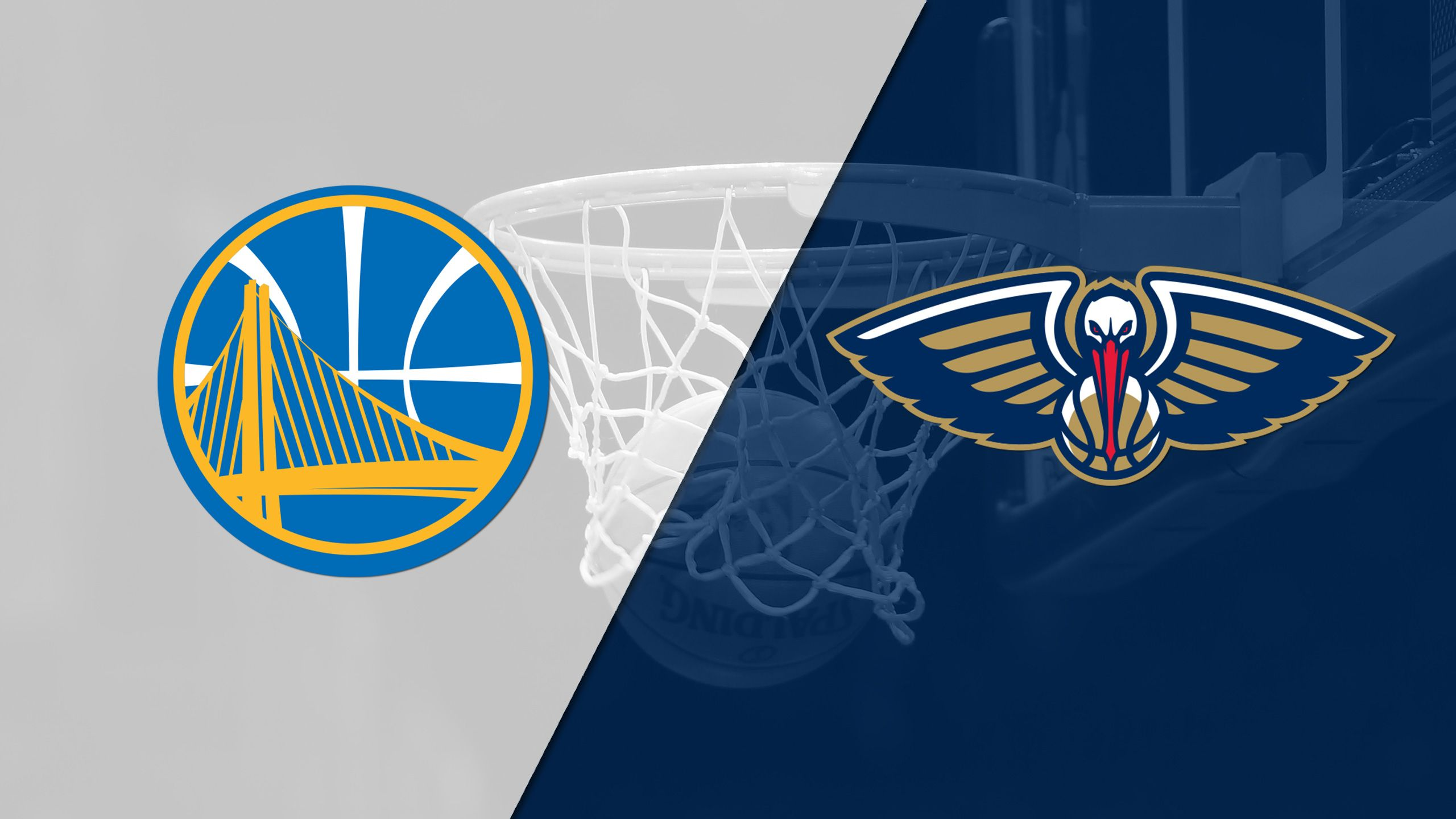 In Spanish - Golden State Warriors vs. New Orleans Pelicans
