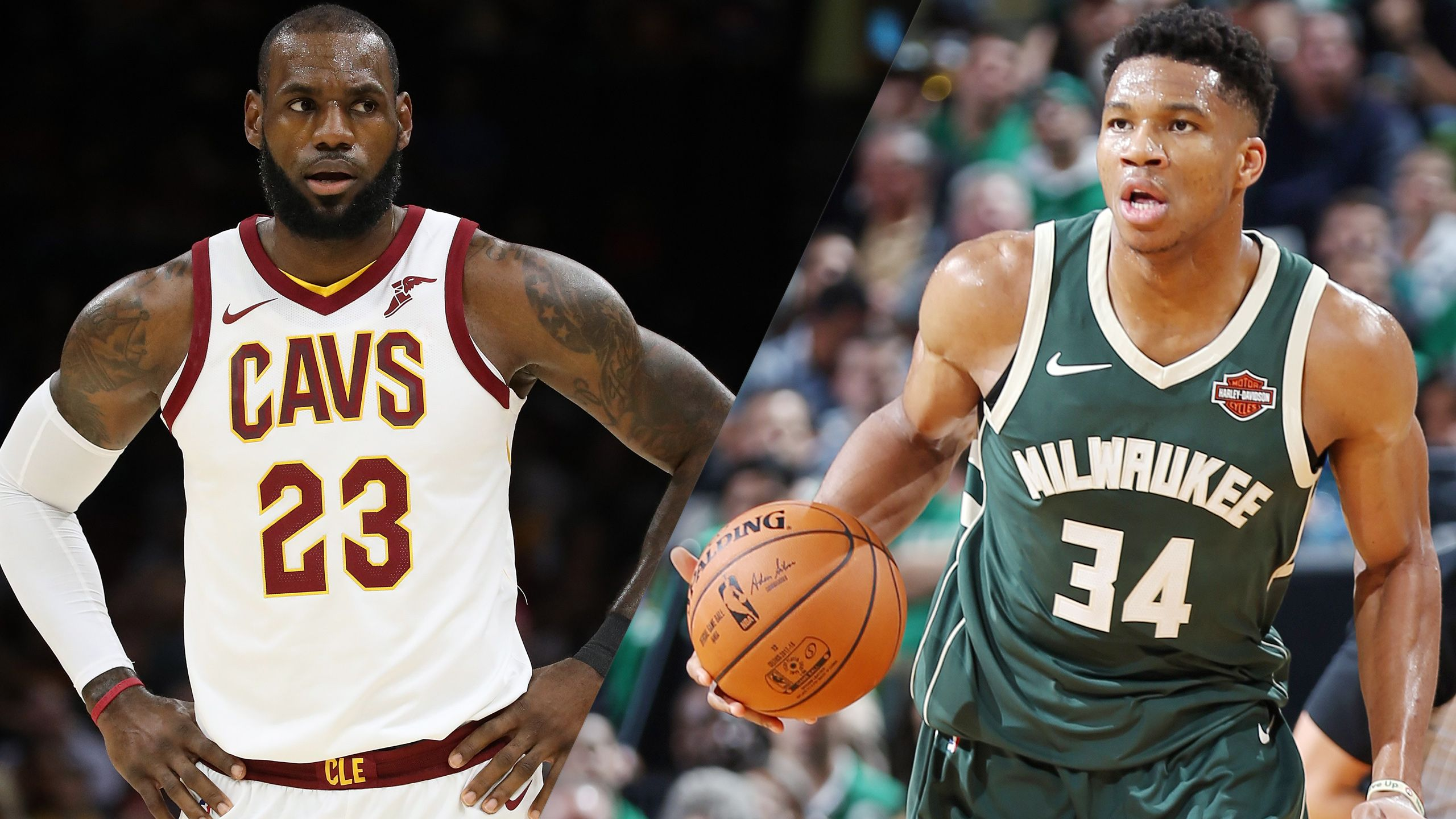 Cleveland Cavaliers vs. Milwaukee Bucks
