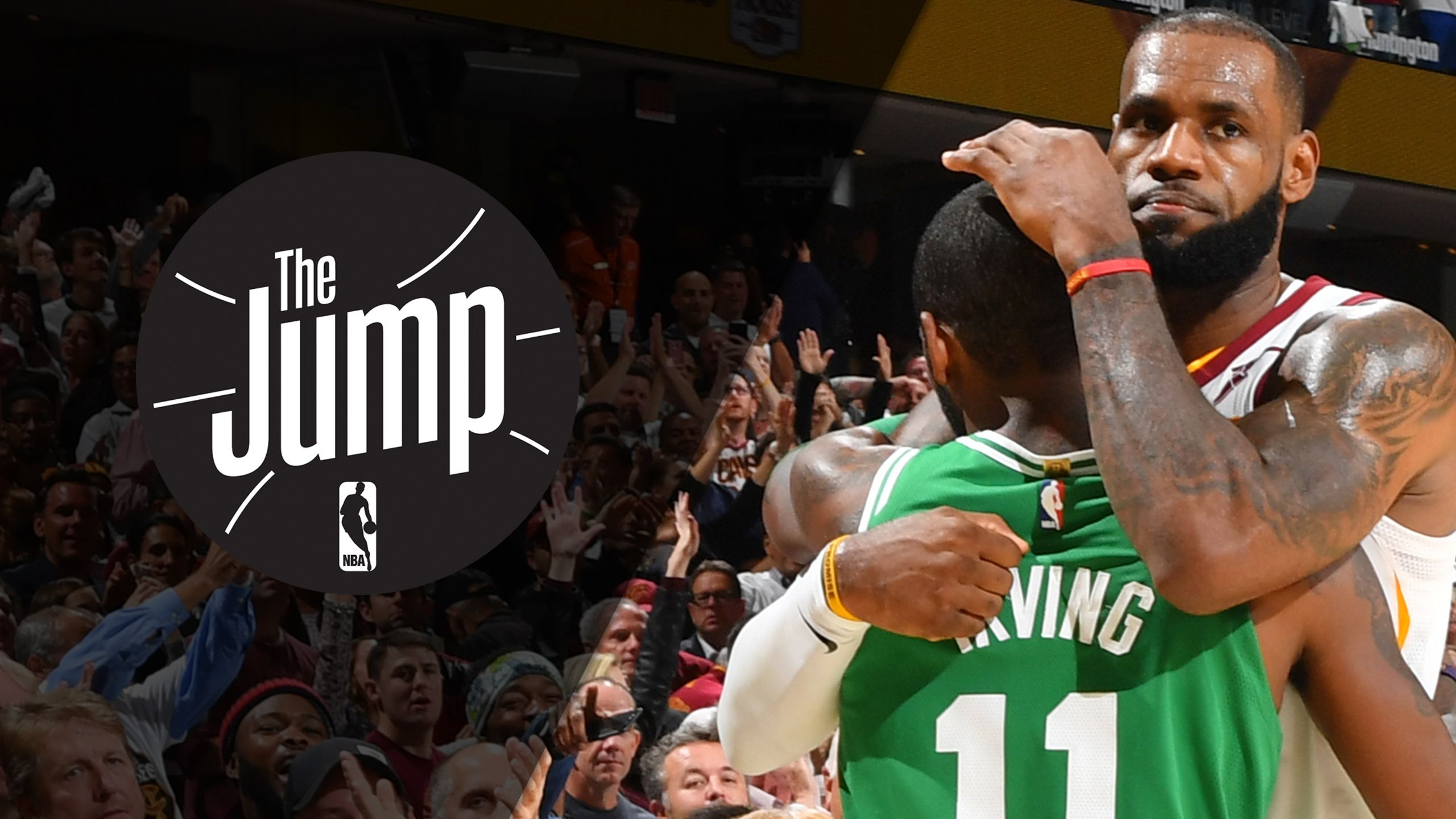 Wed, 10/18 - NBA: The Jump presented by Marathon Petroleum