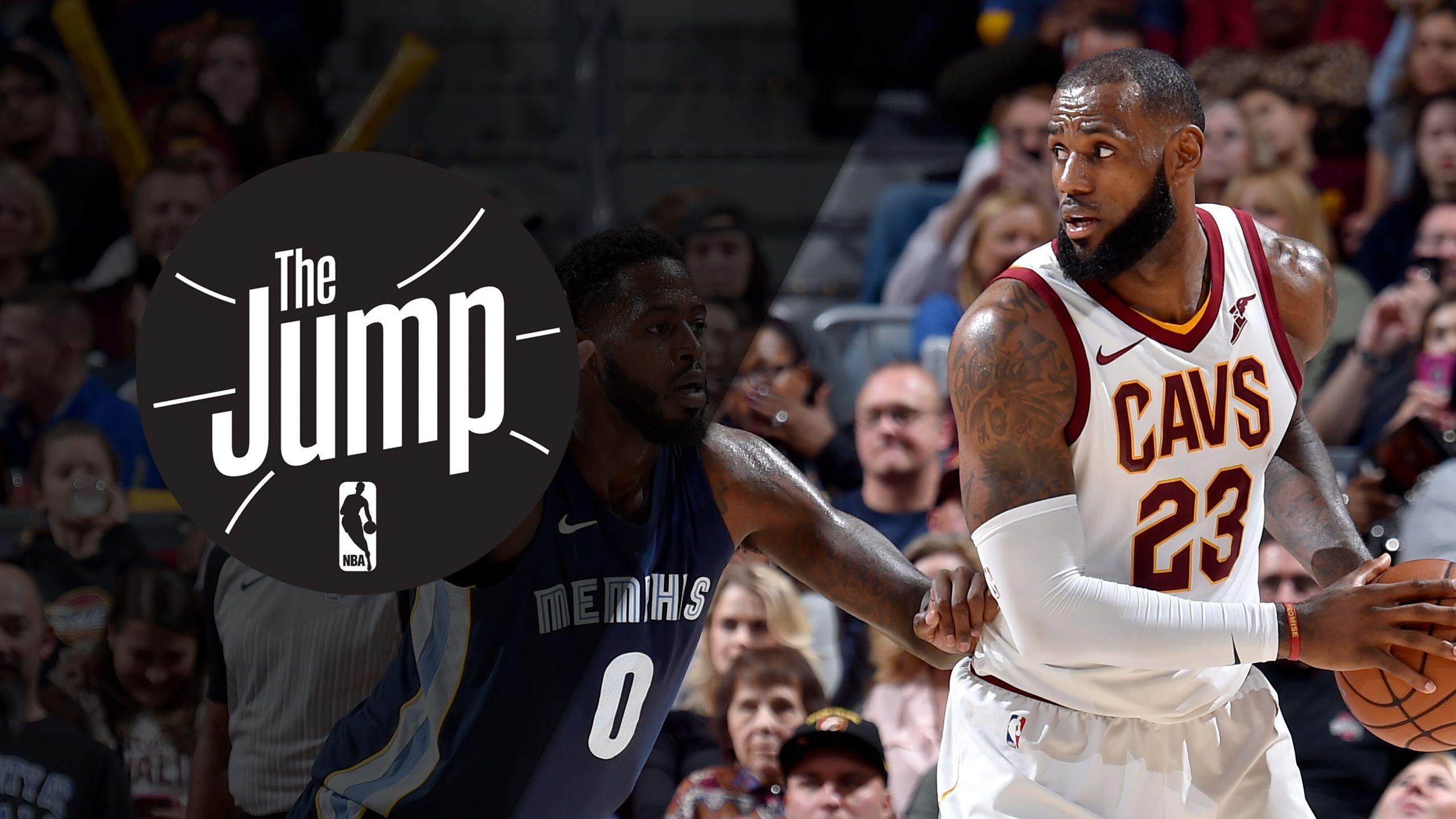 Mon, 12/4 - NBA: The Jump