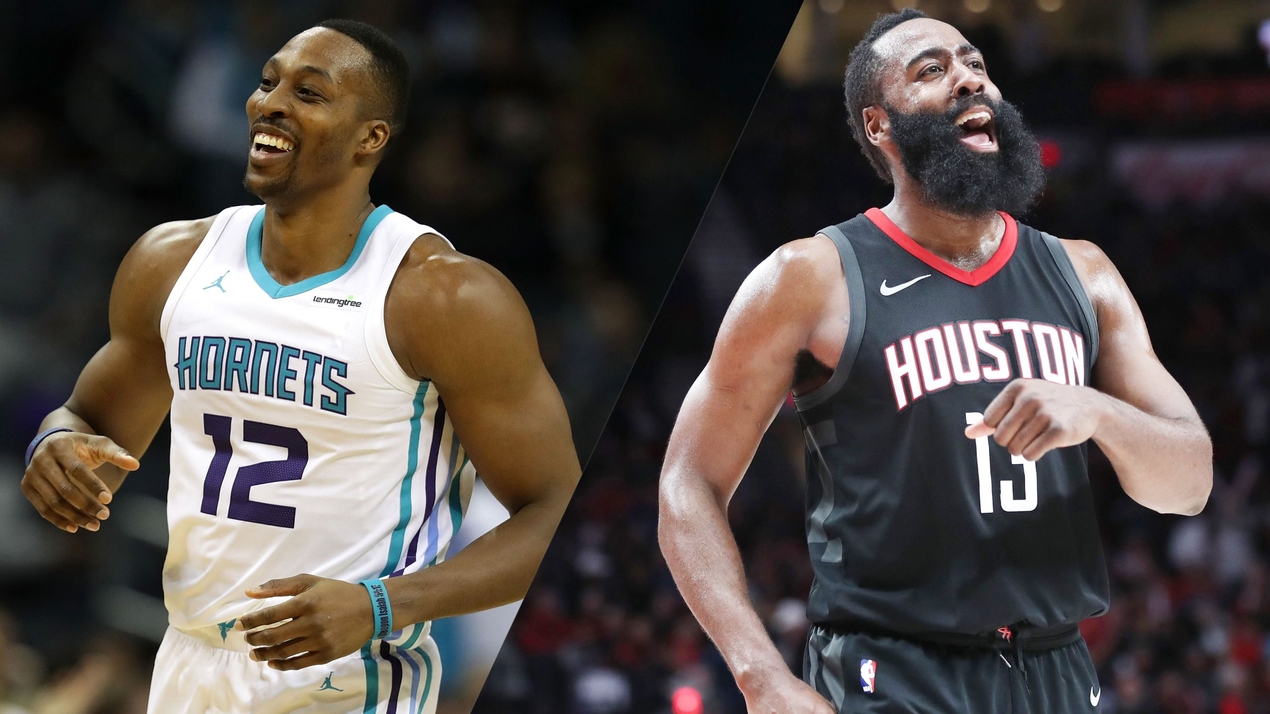 Charlotte Hornets vs. Houston Rockets (re-air)
