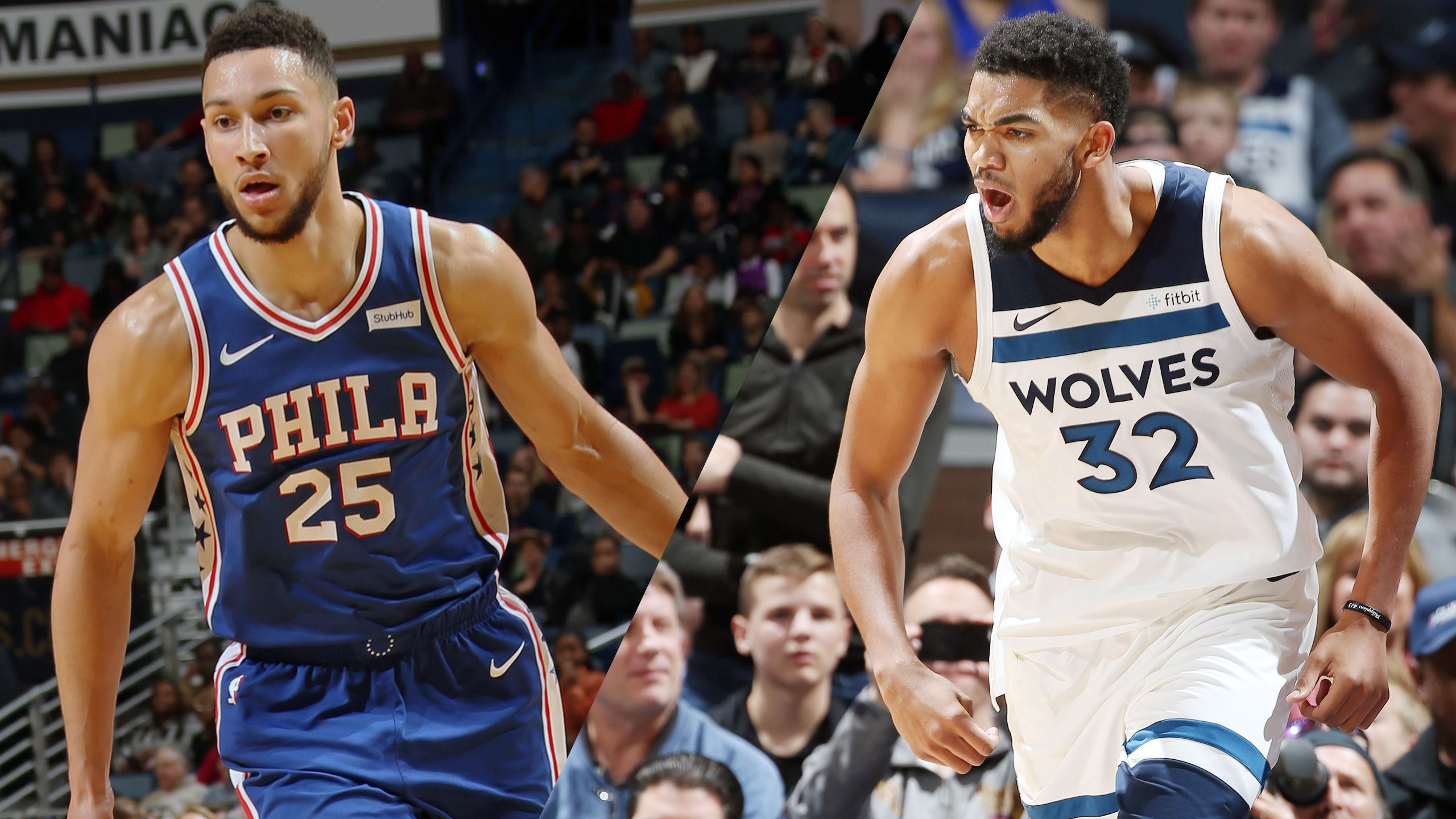 Philadelphia 76ers vs. Minnesota Timberwolves (re-air)