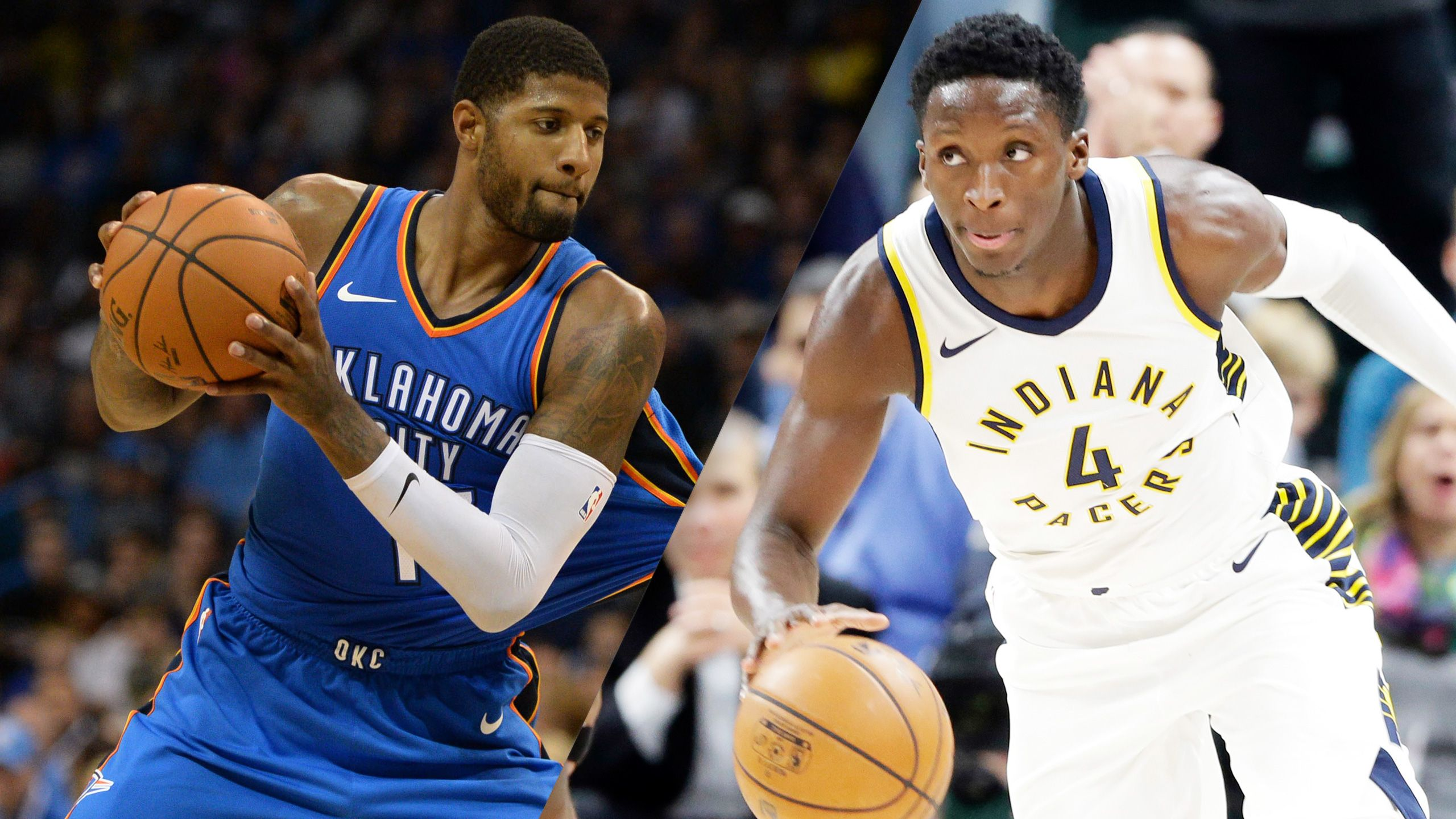 Oklahoma City Thunder vs. Indiana Pacers (re-air)