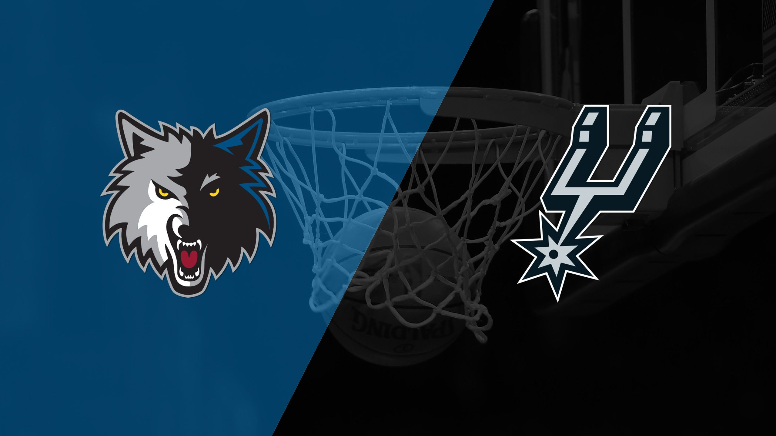 In Spanish - Minnesota Timberwolves vs. San Antonio Spurs