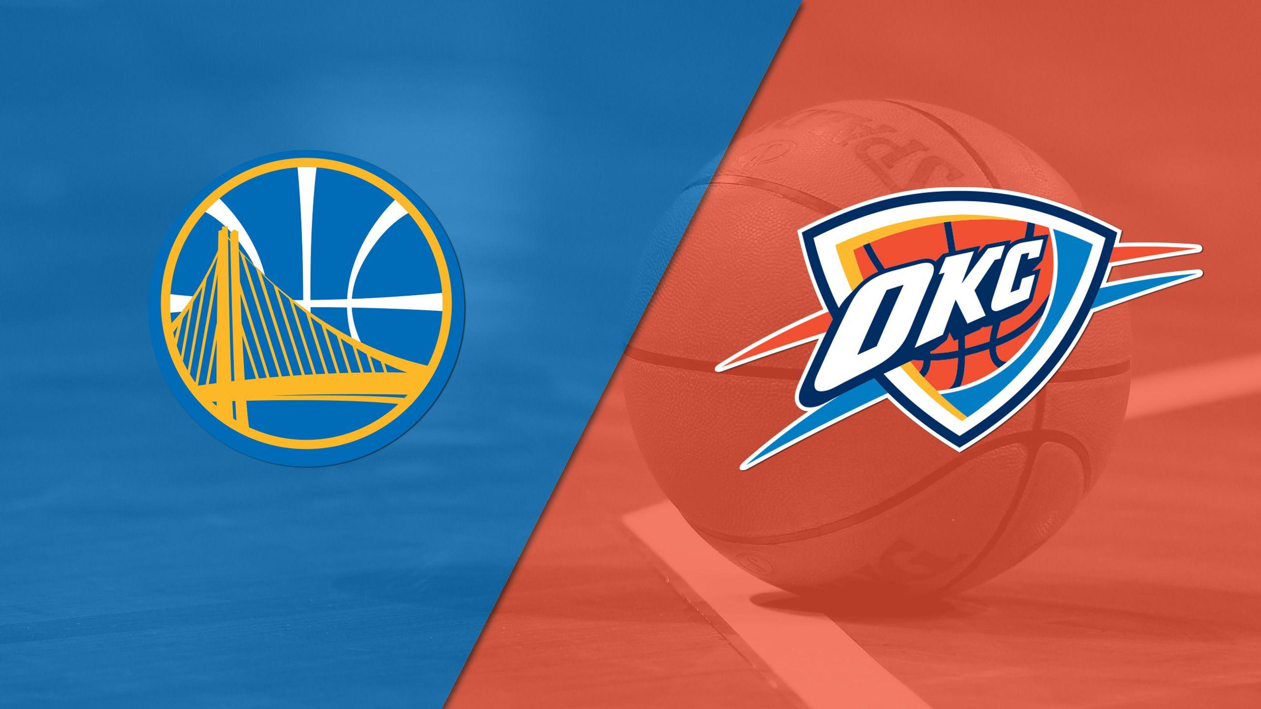 In Spanish - Golden State Warriors vs. Oklahoma City Thunder