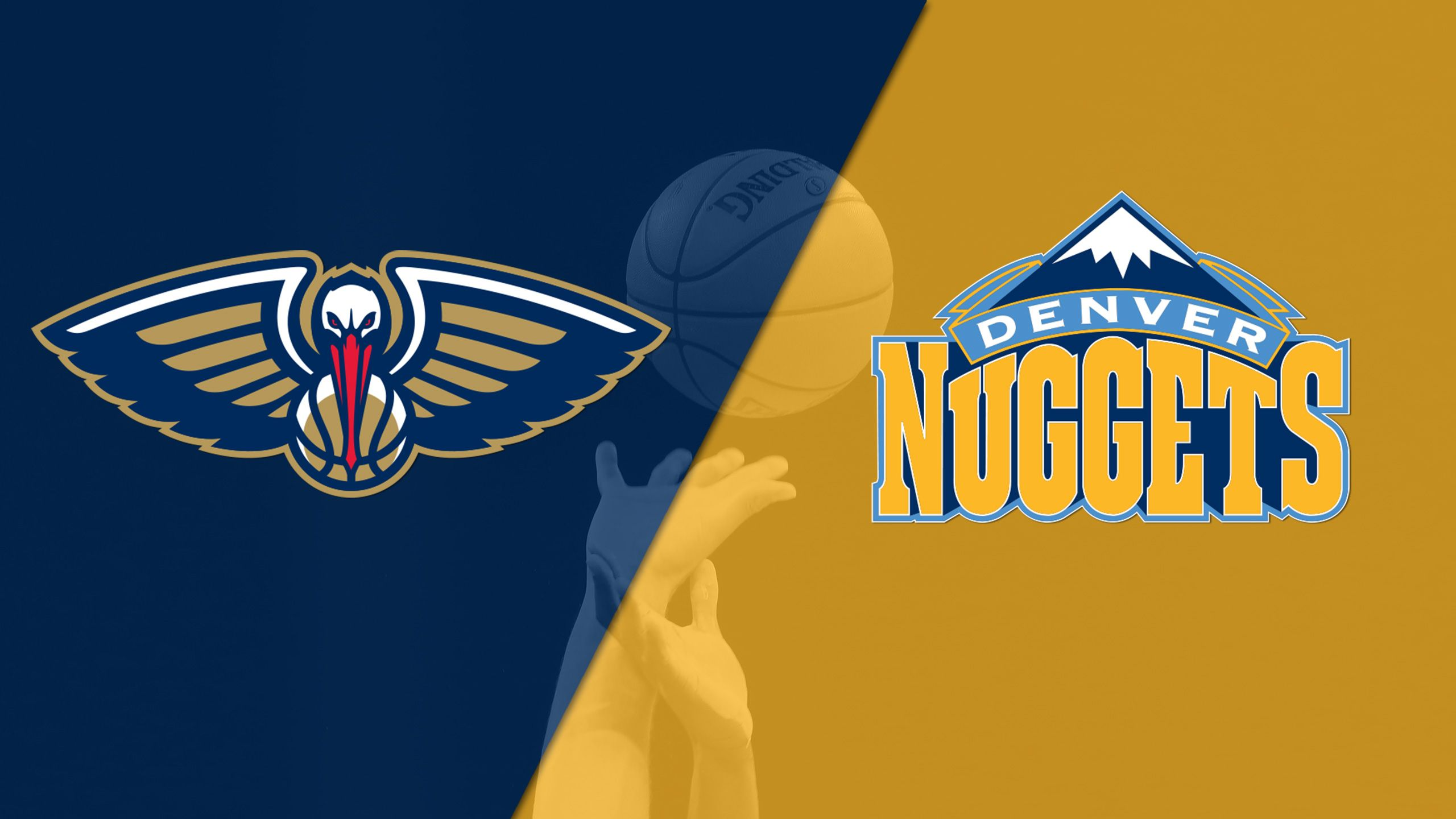 In Spanish - New Orleans Pelicans vs. Denver Nuggets