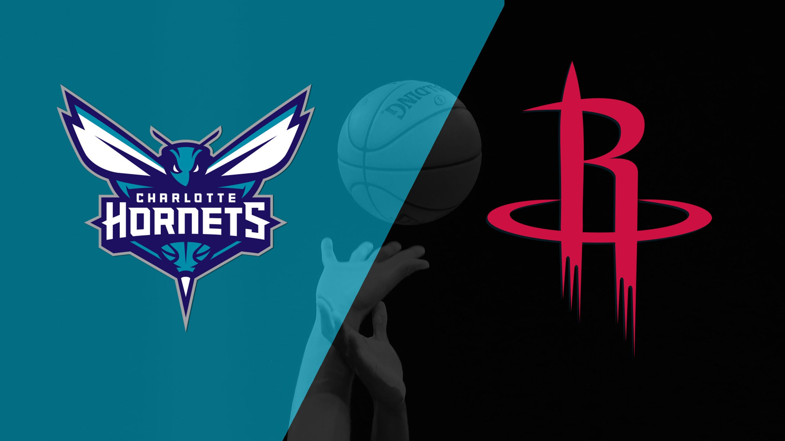 In Spanish - Charlotte Hornets vs. Houston Rockets