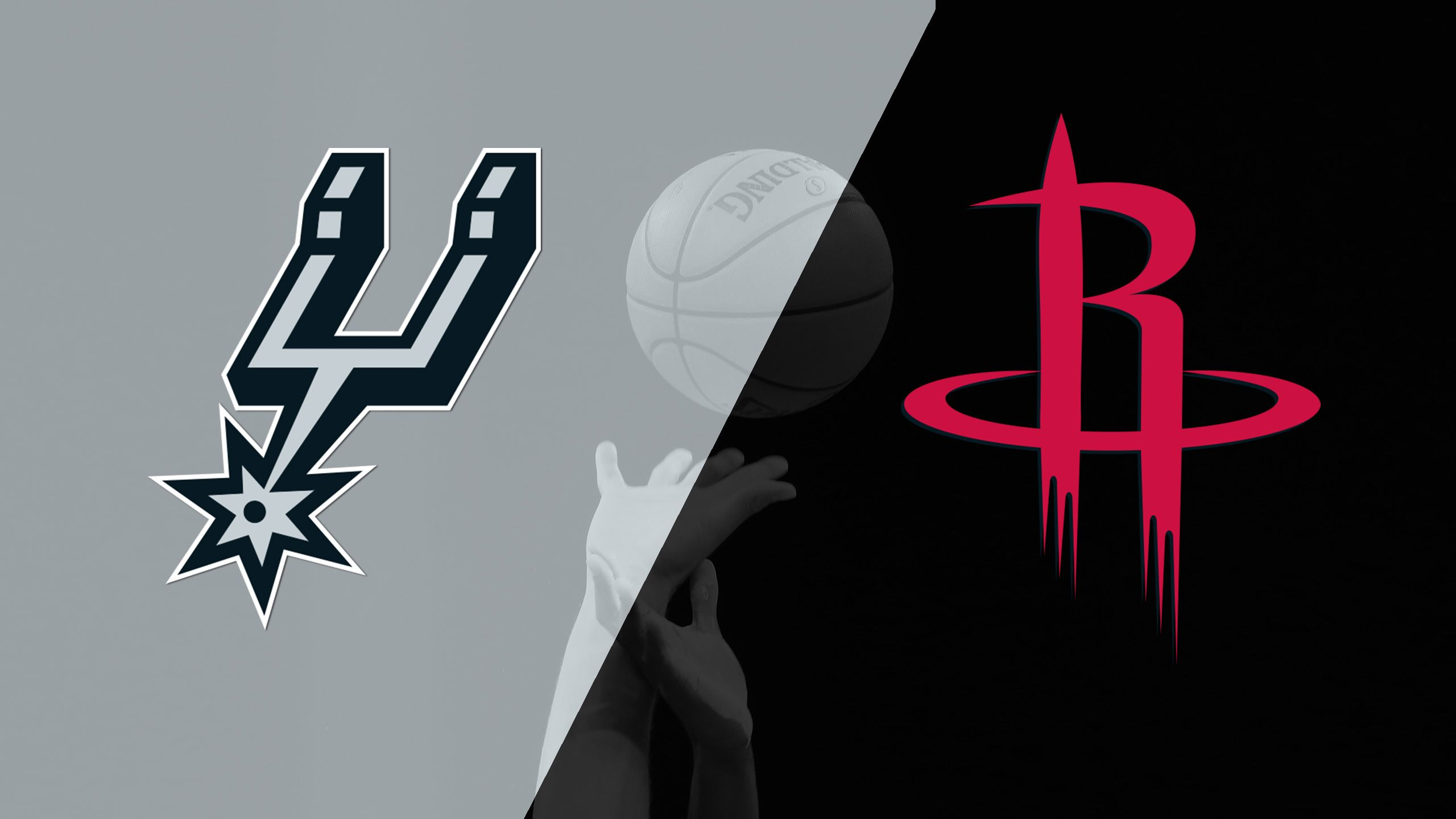 In Spanish - San Antonio Spurs vs. Houston Rockets