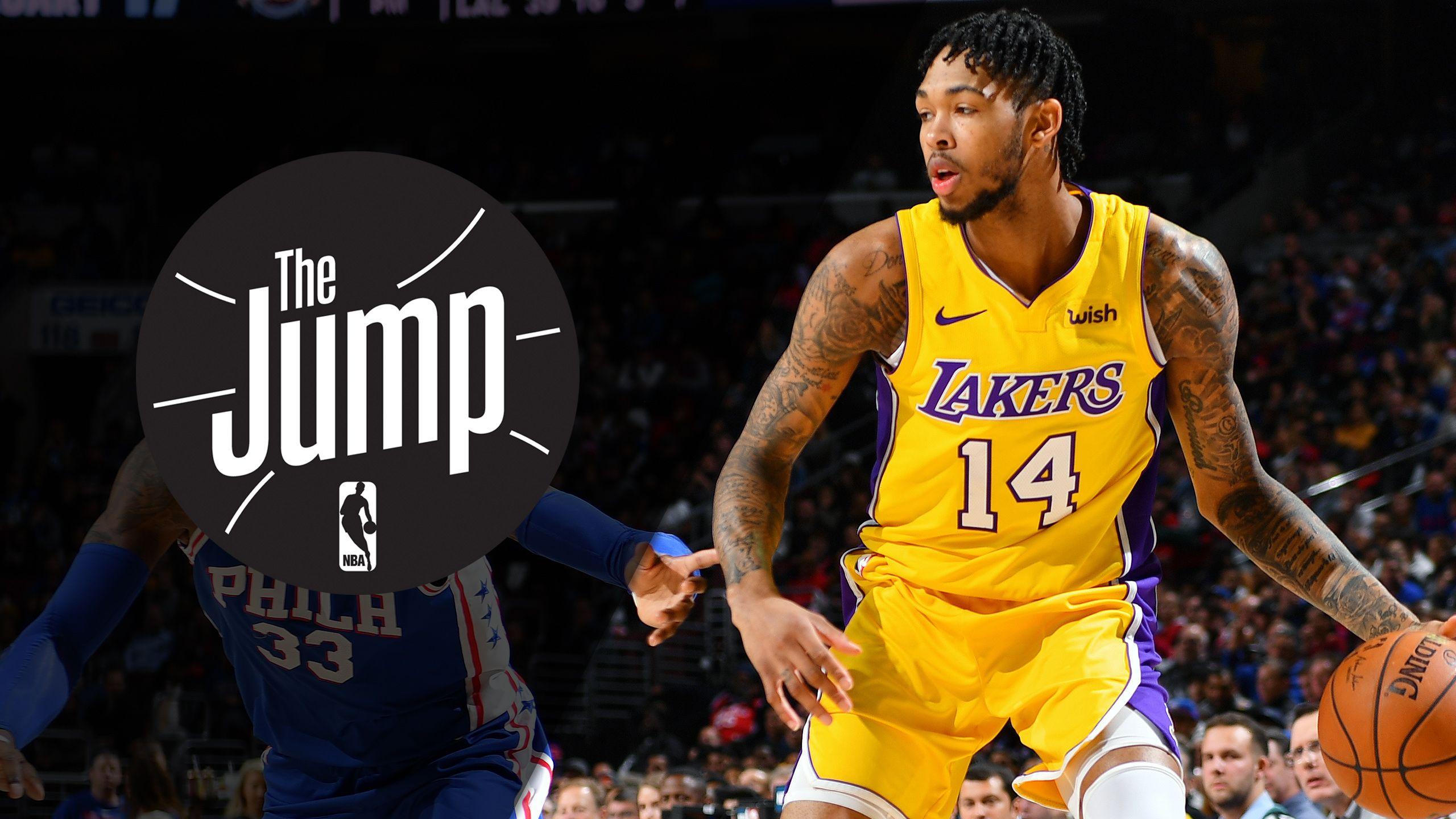 Fri, 12/8 - NBA: The Jump