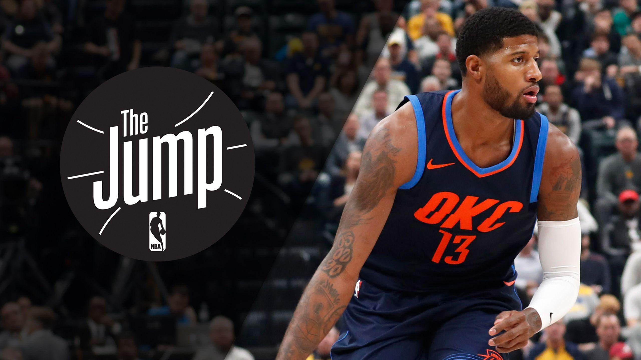 Thu, 12/14 - NBA: The Jump