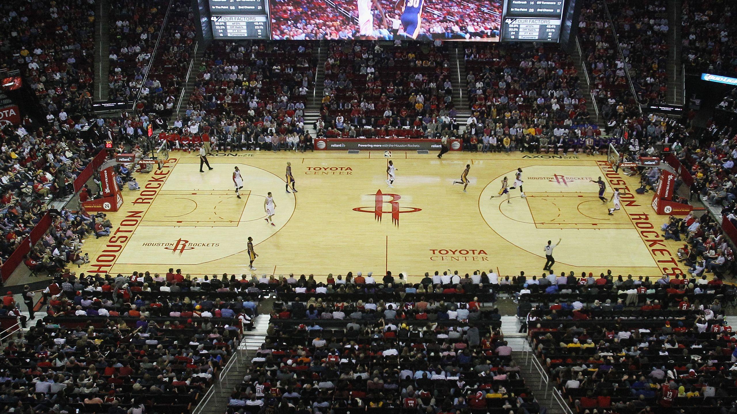 Above the Rim - San Antonio Spurs vs. Houston Rockets