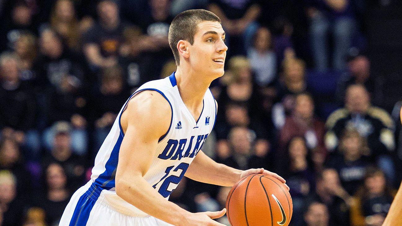 UIC vs. Drake (M Basketball)