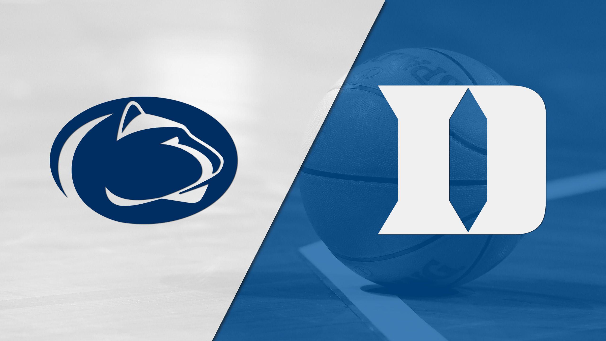 Penn State vs. #1 Duke (Semifinal #1) (Hall of Fame Tip-Off Tournament)