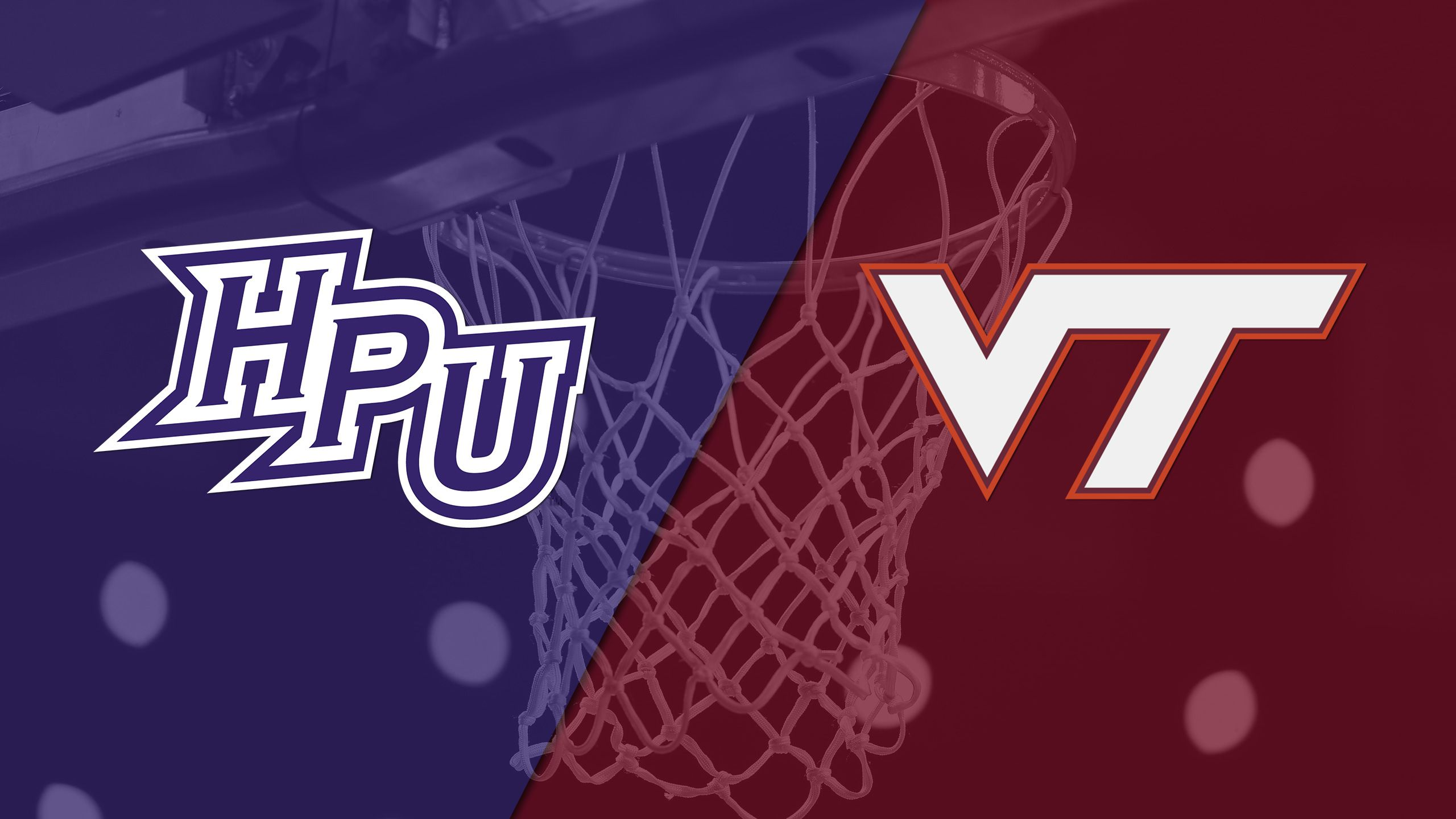 High Point vs. Virginia Tech (M Basketball)
