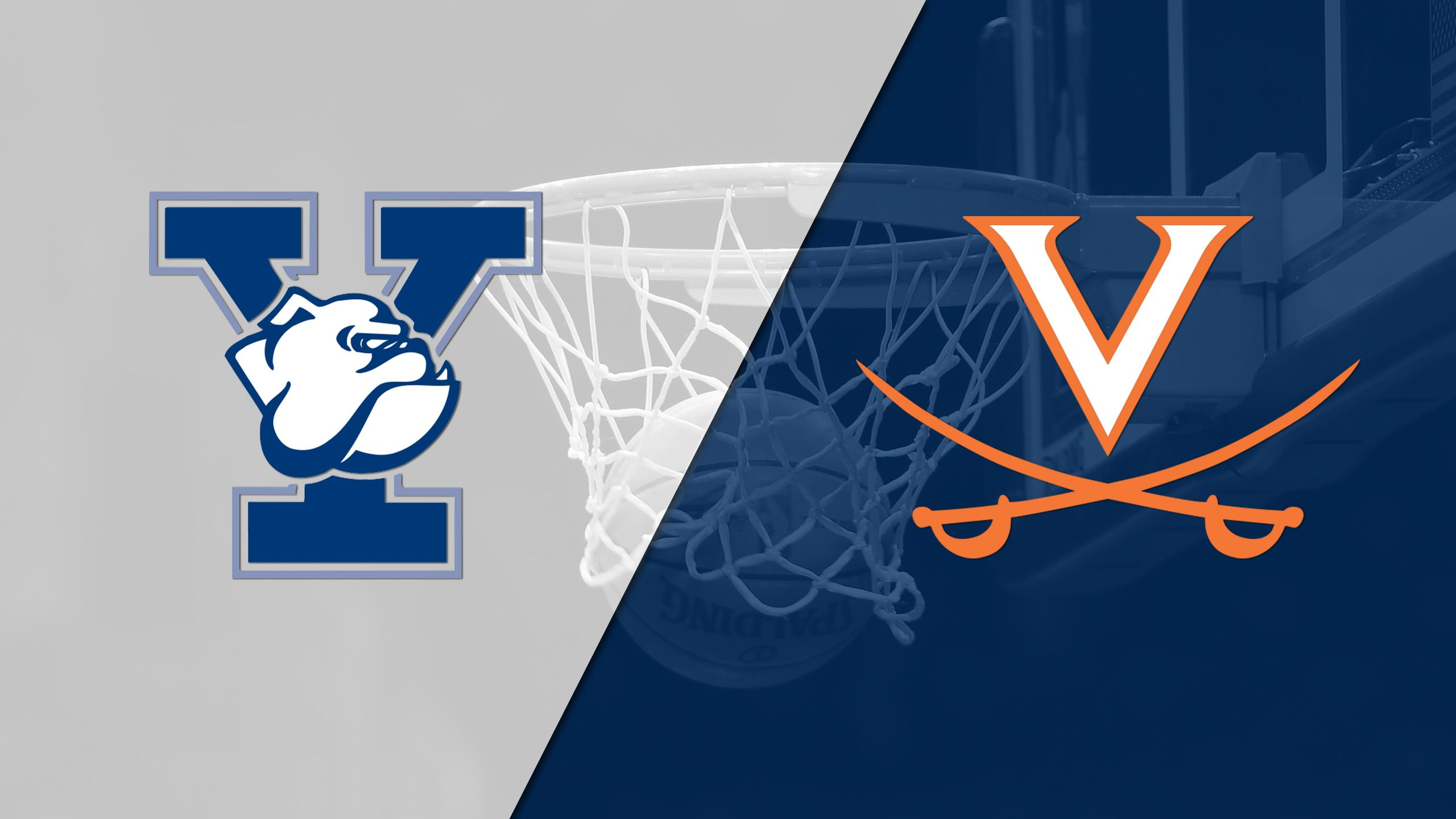Yale vs. #8 Virginia (W Basketball)