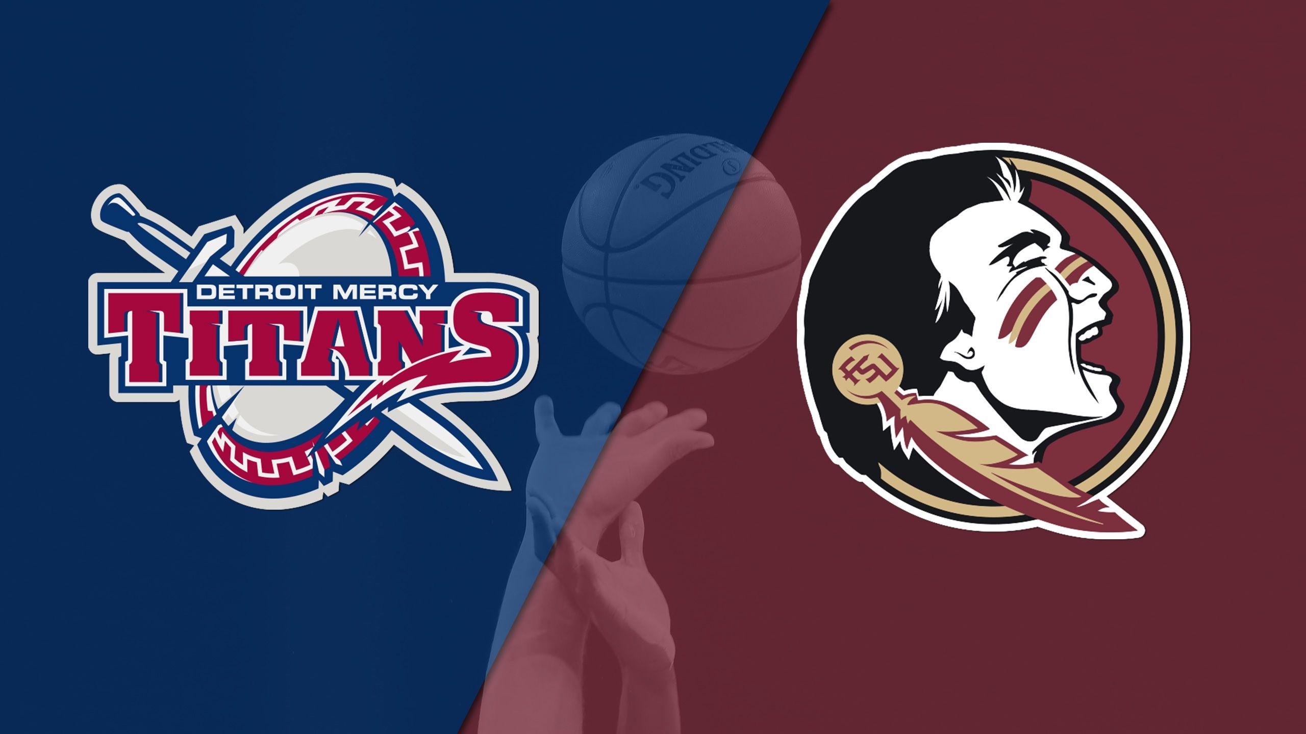 Detroit vs. Florida State (M Basketball)