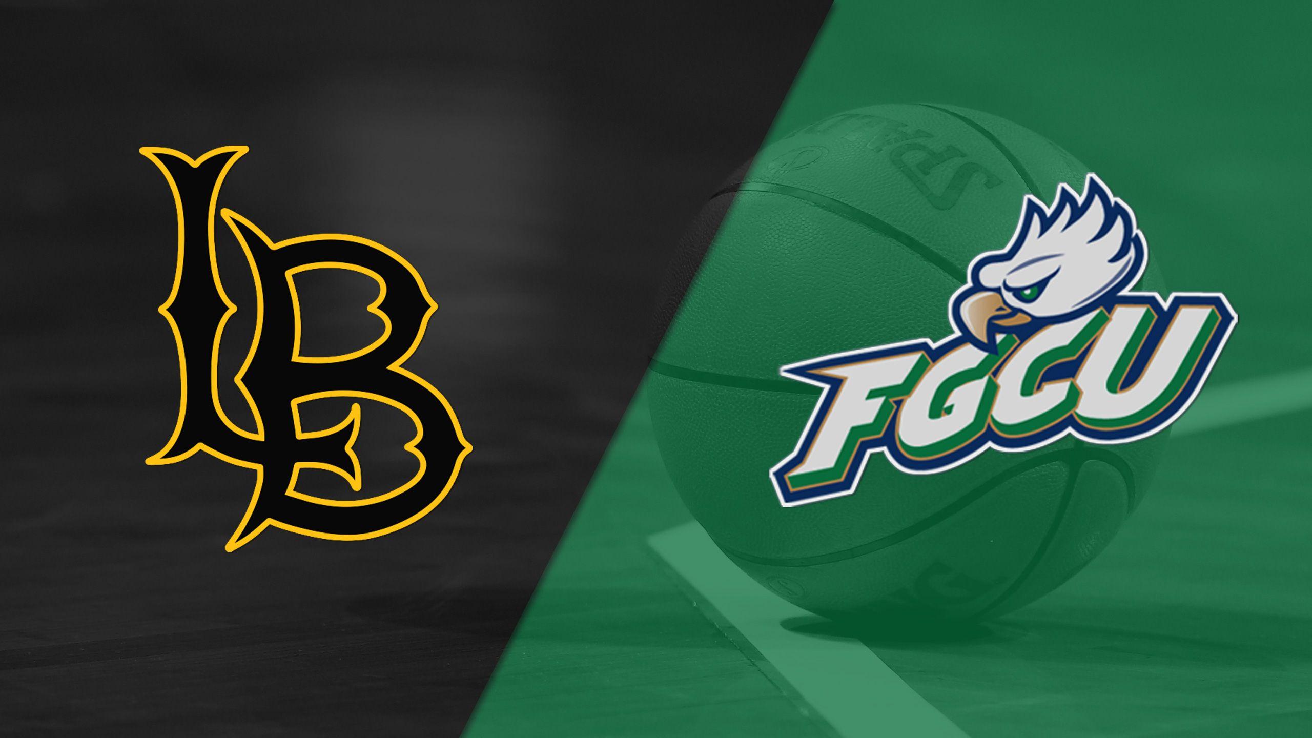 Long Beach State vs. Florida Gulf Coast (M Basketball)